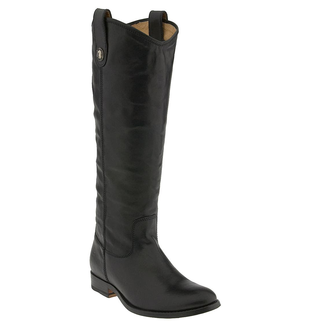 'Melissa Button' Leather Riding Boot,                             Main thumbnail 7, color,