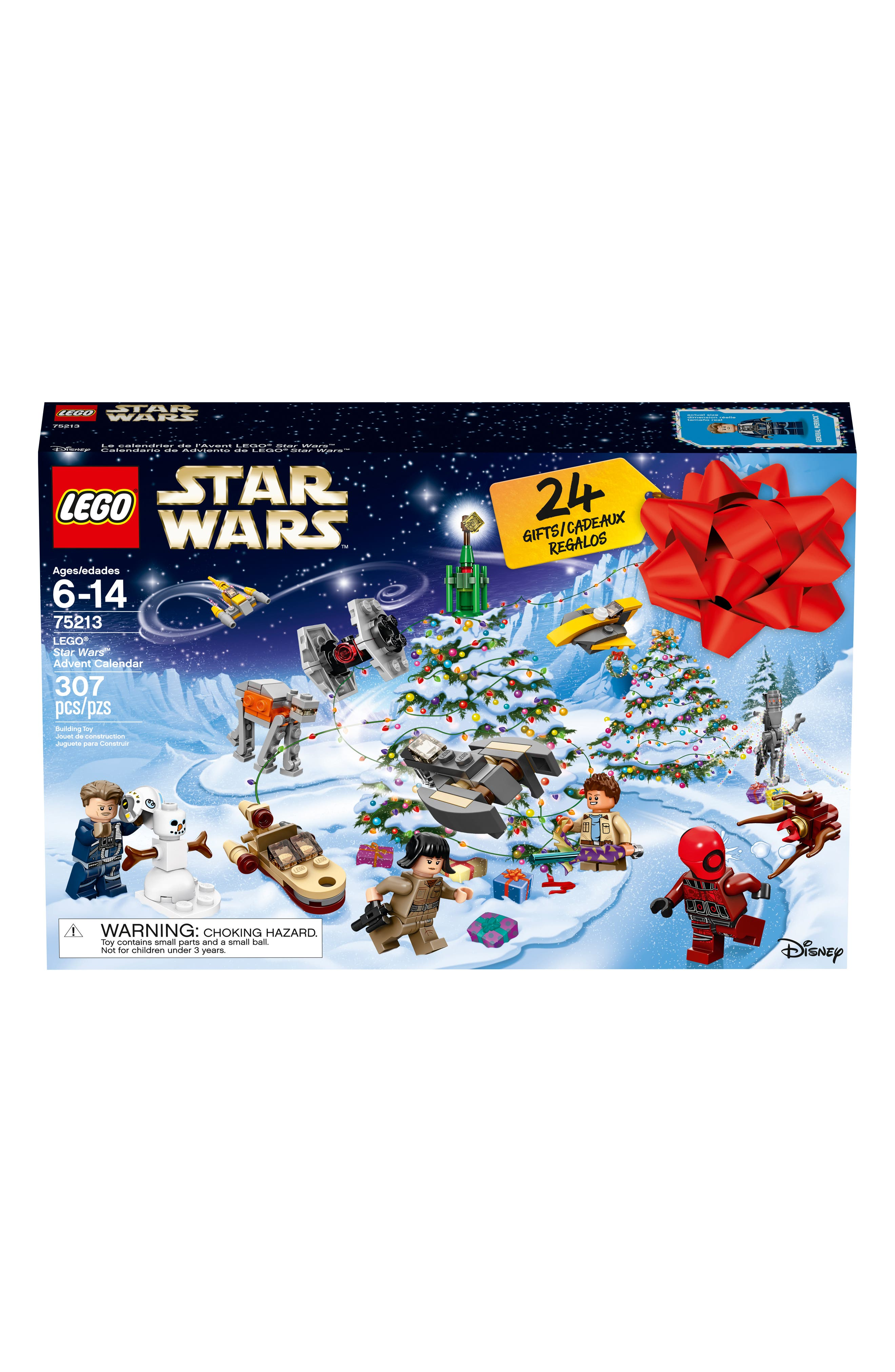 Star Wars<sup>®</sup> Advent Calendar - 38602,                             Alternate thumbnail 2, color,                             960