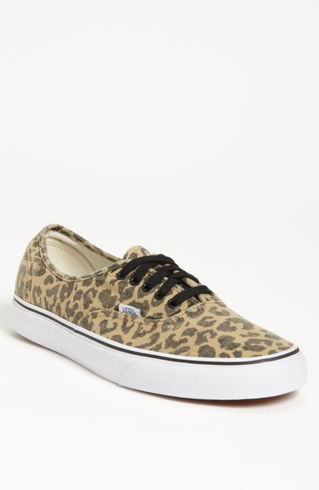 VANS 'Van Doren - Authentic' Sneaker, Main, color, 001
