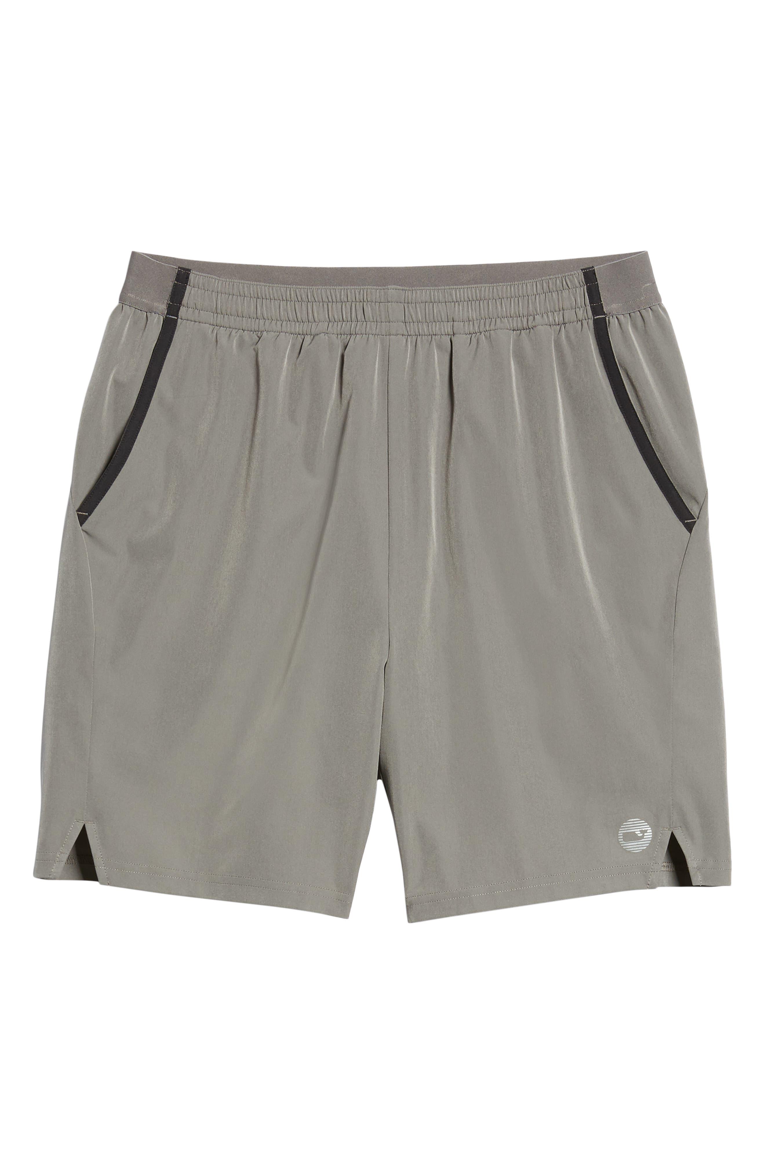 Active Tennis Shorts,                             Alternate thumbnail 6, color,                             GRAPHITE