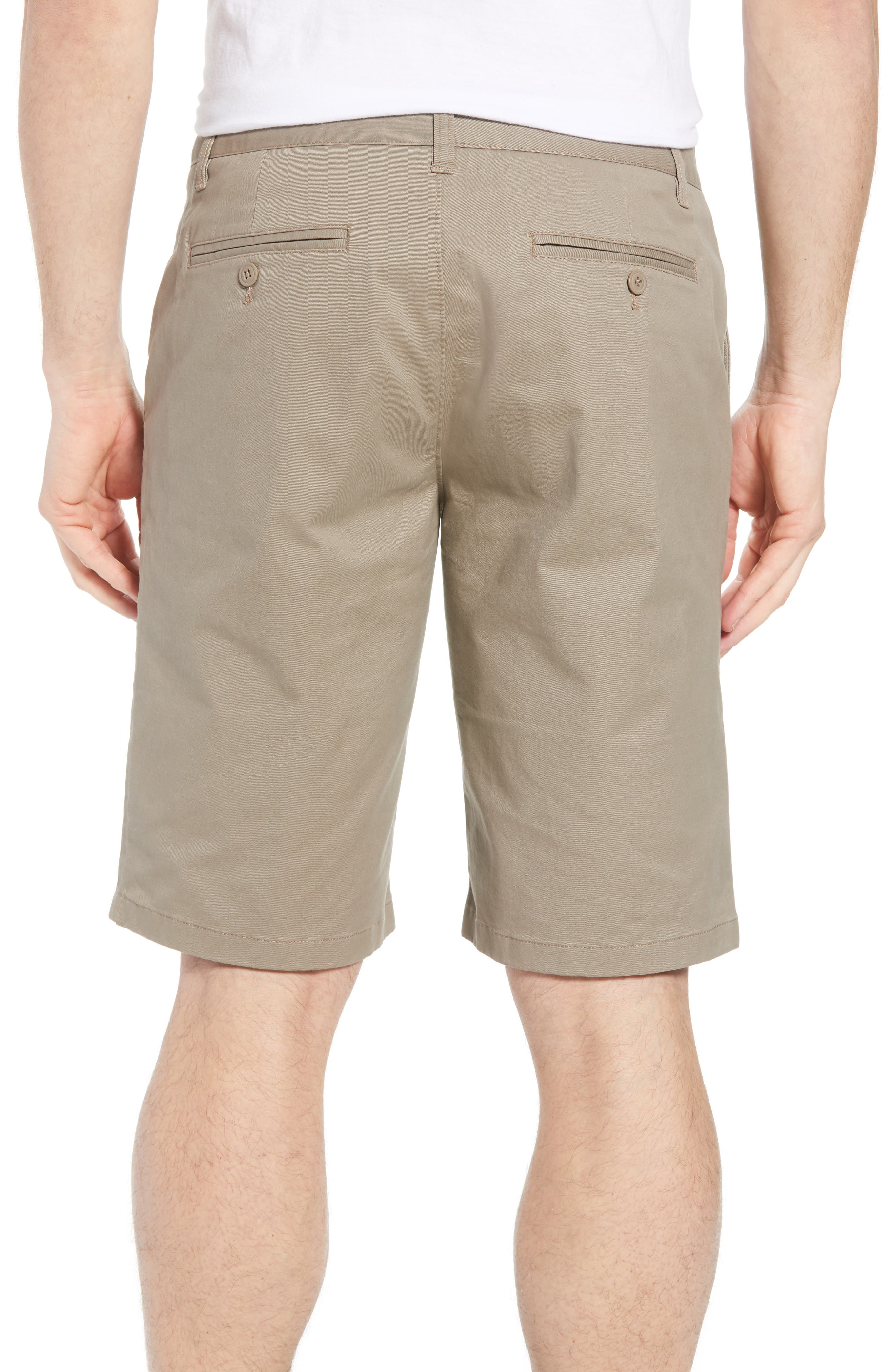 Stretch Washed Chino 11-Inch Shorts,                             Alternate thumbnail 22, color,