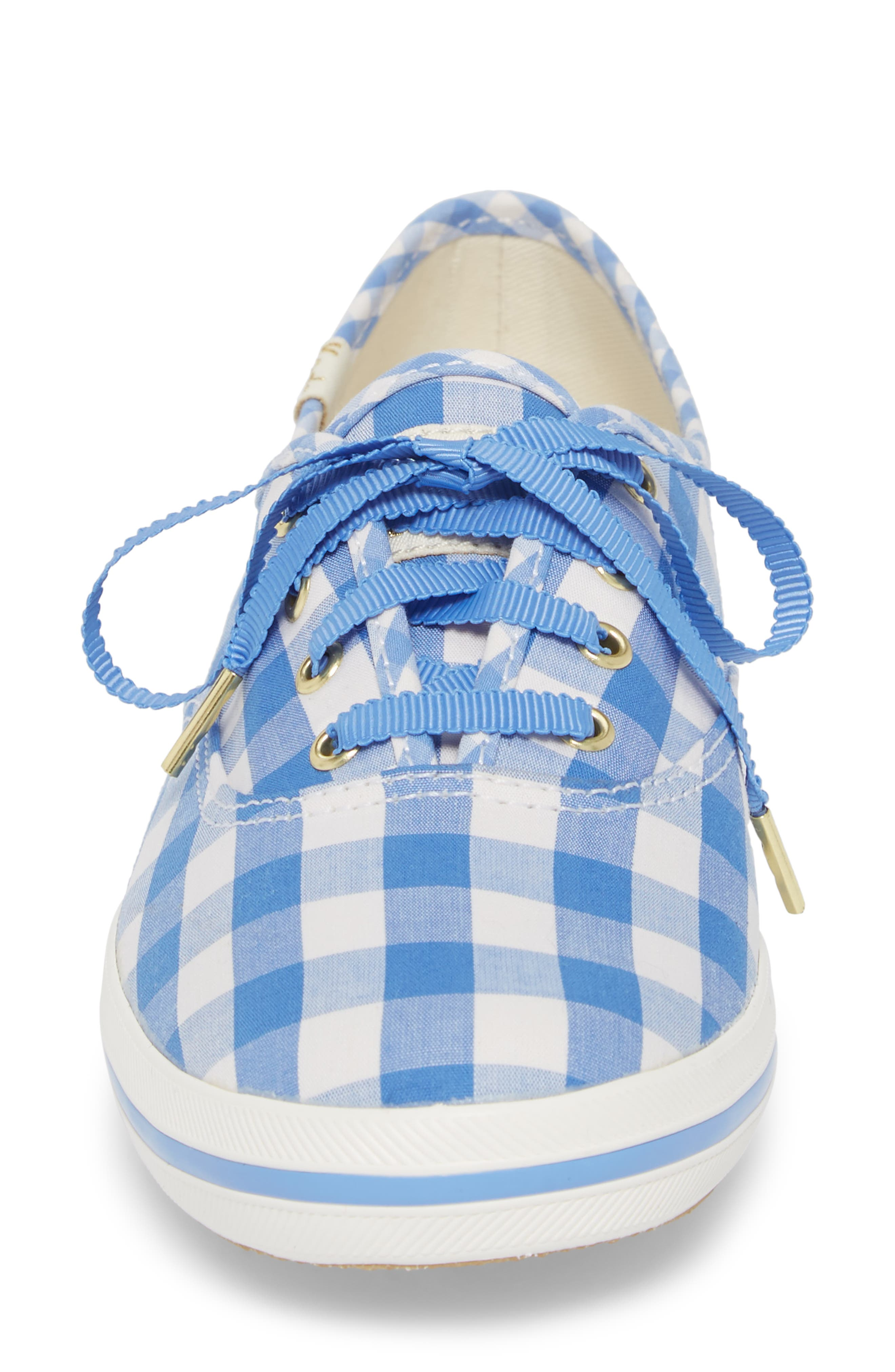 champion gingham sneaker,                             Alternate thumbnail 8, color,