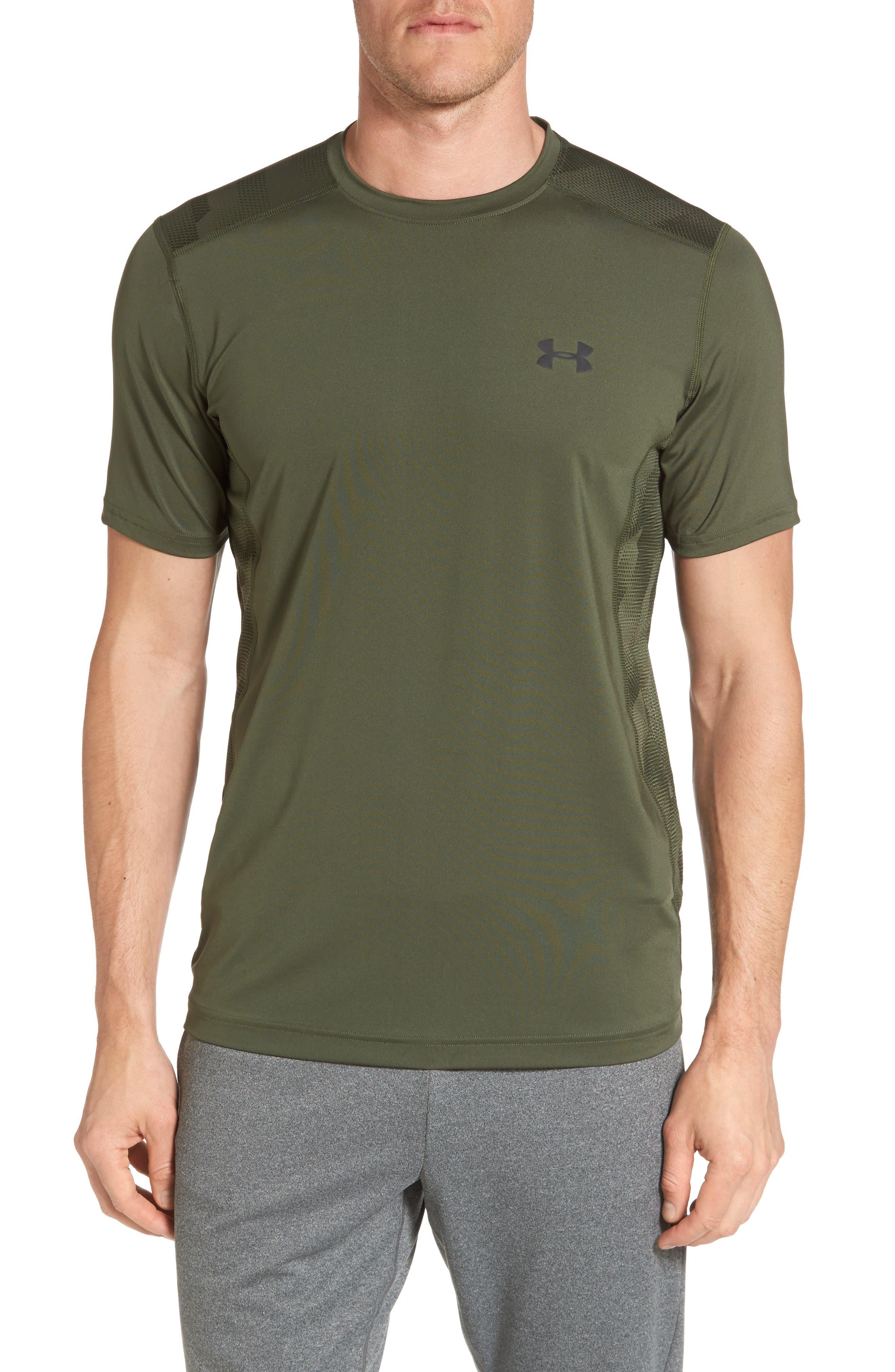'Raid' HeatGear<sup>®</sup> Training T-Shirt,                             Main thumbnail 13, color,