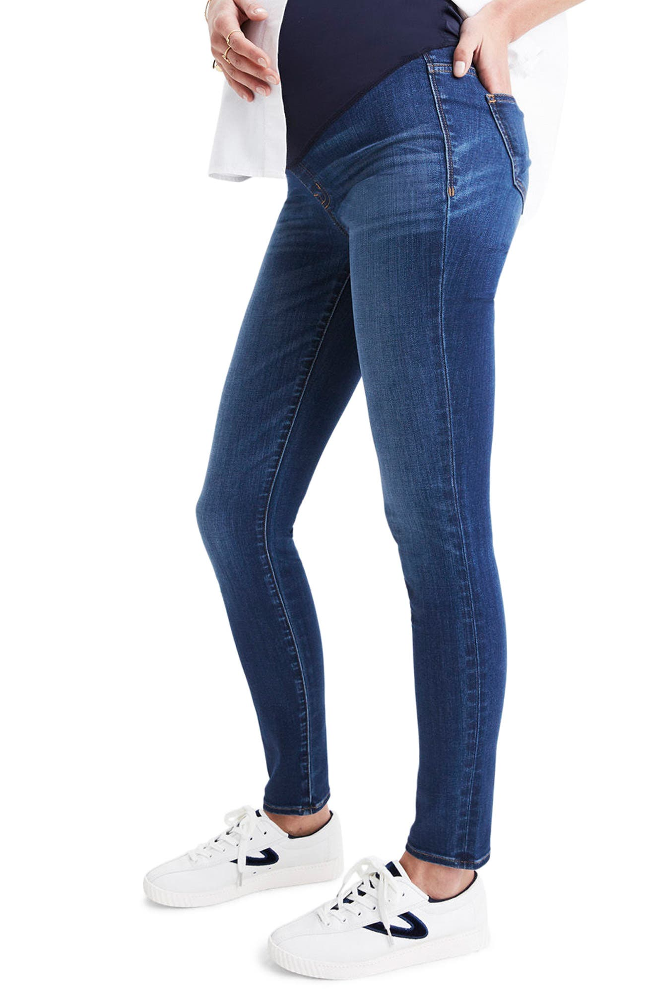 Maternity Skinny Jeans,                         Main,                         color, DANNY
