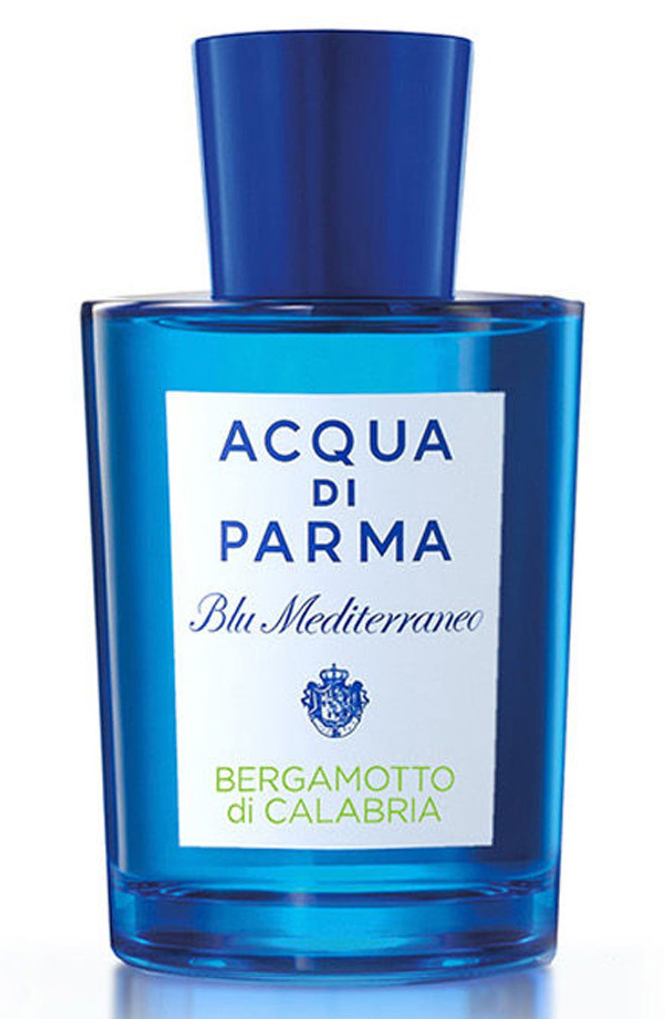 'Blu Mediterraneo' Bergamotto di Calabria Eau de Toilette Spray,                             Main thumbnail 1, color,                             NO COLOR