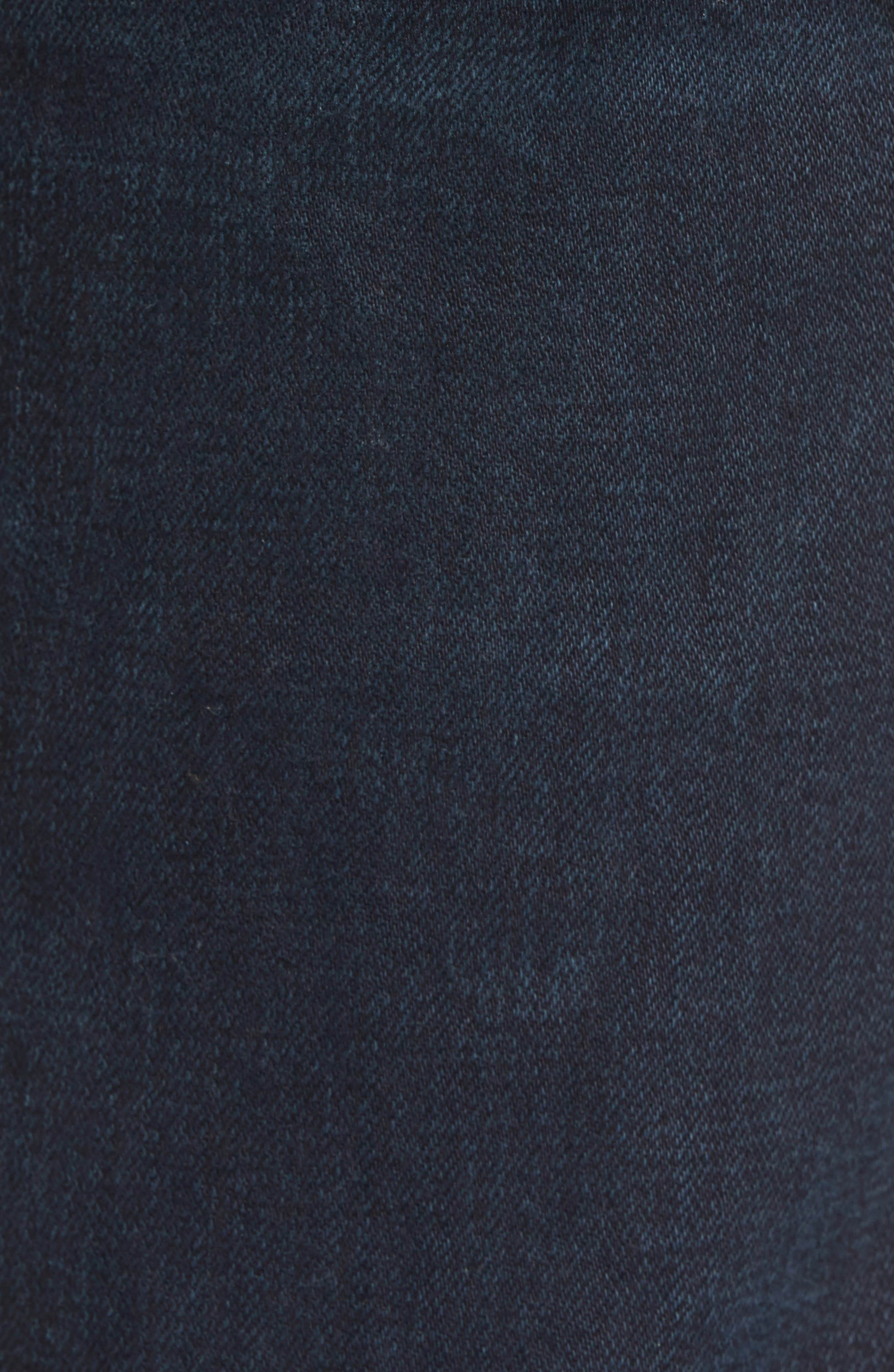 Wooster Slim Fit Jeans,                             Alternate thumbnail 5, color,                             409