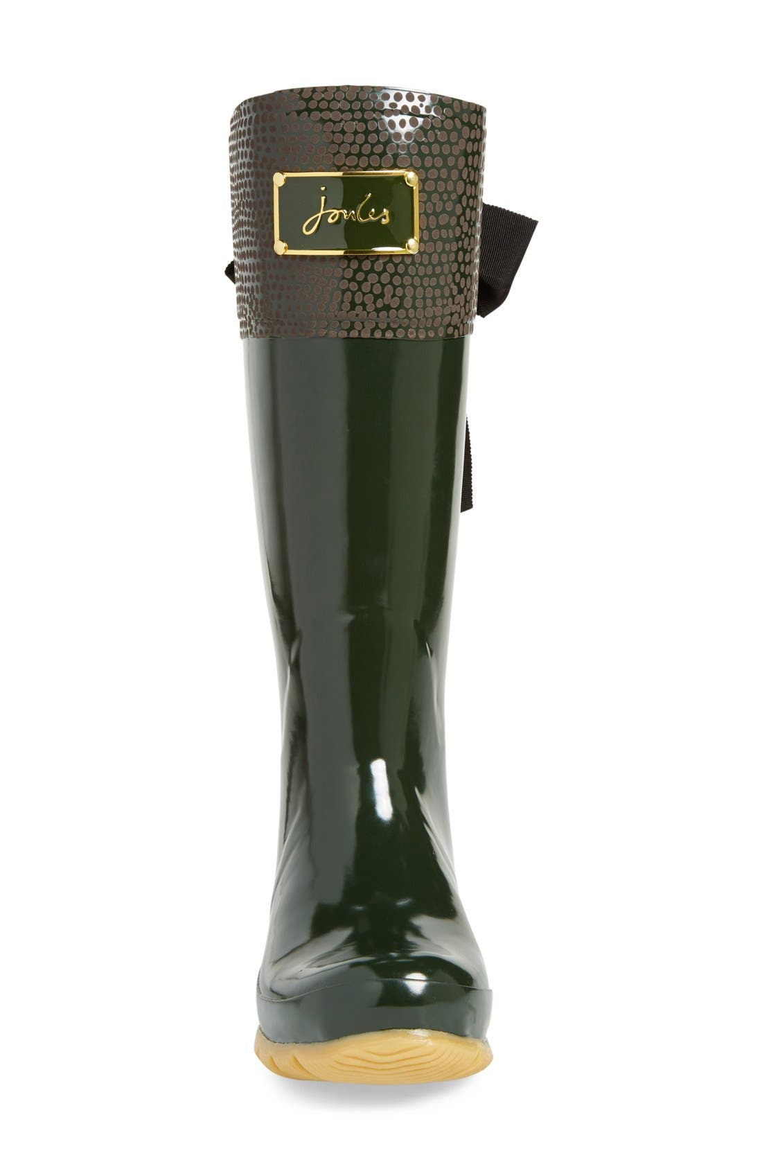 'Evedon' Rain Boot,                             Alternate thumbnail 12, color,