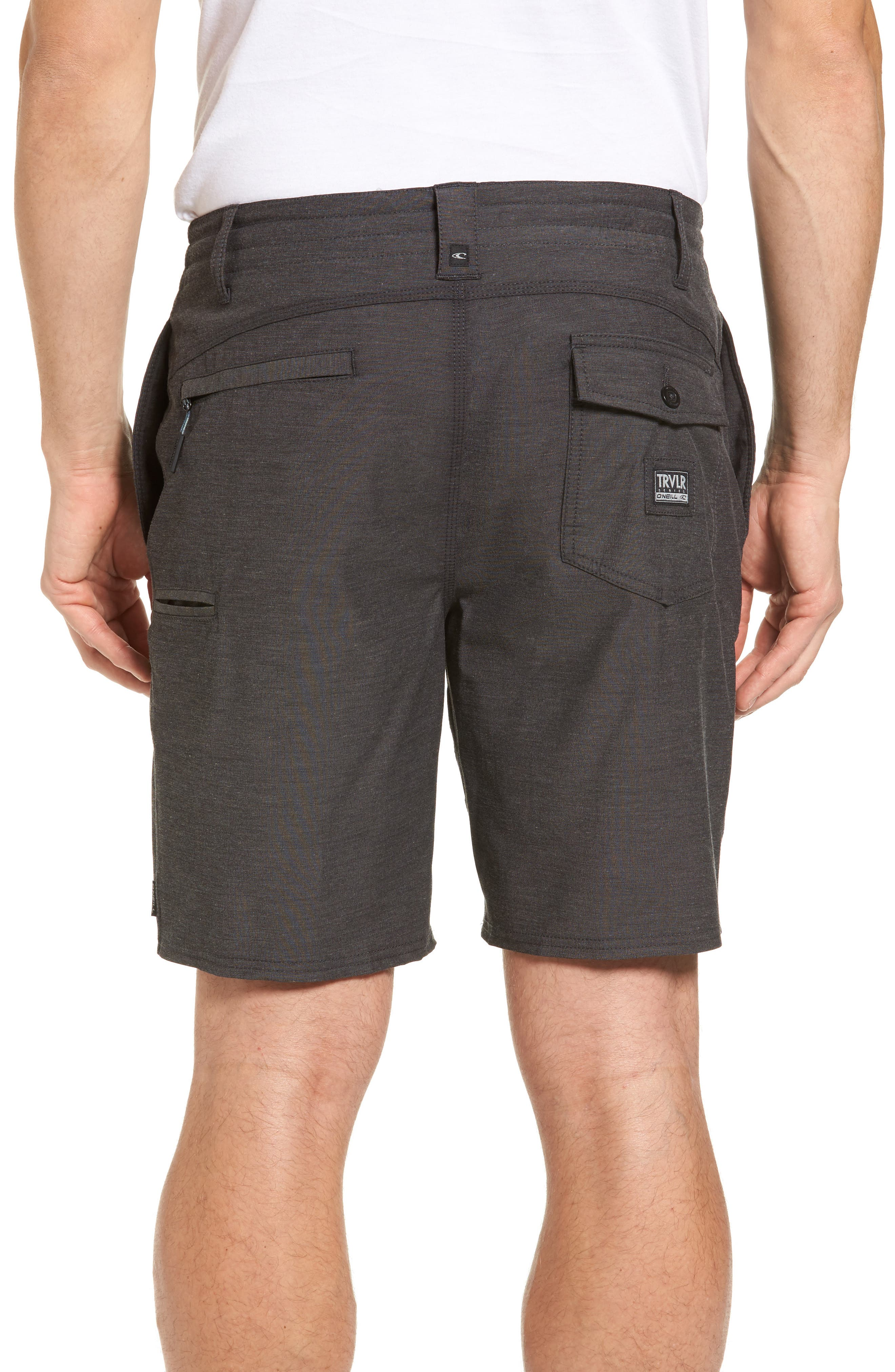 Traveler Recon Hybrid Shorts,                             Alternate thumbnail 2, color,                             001