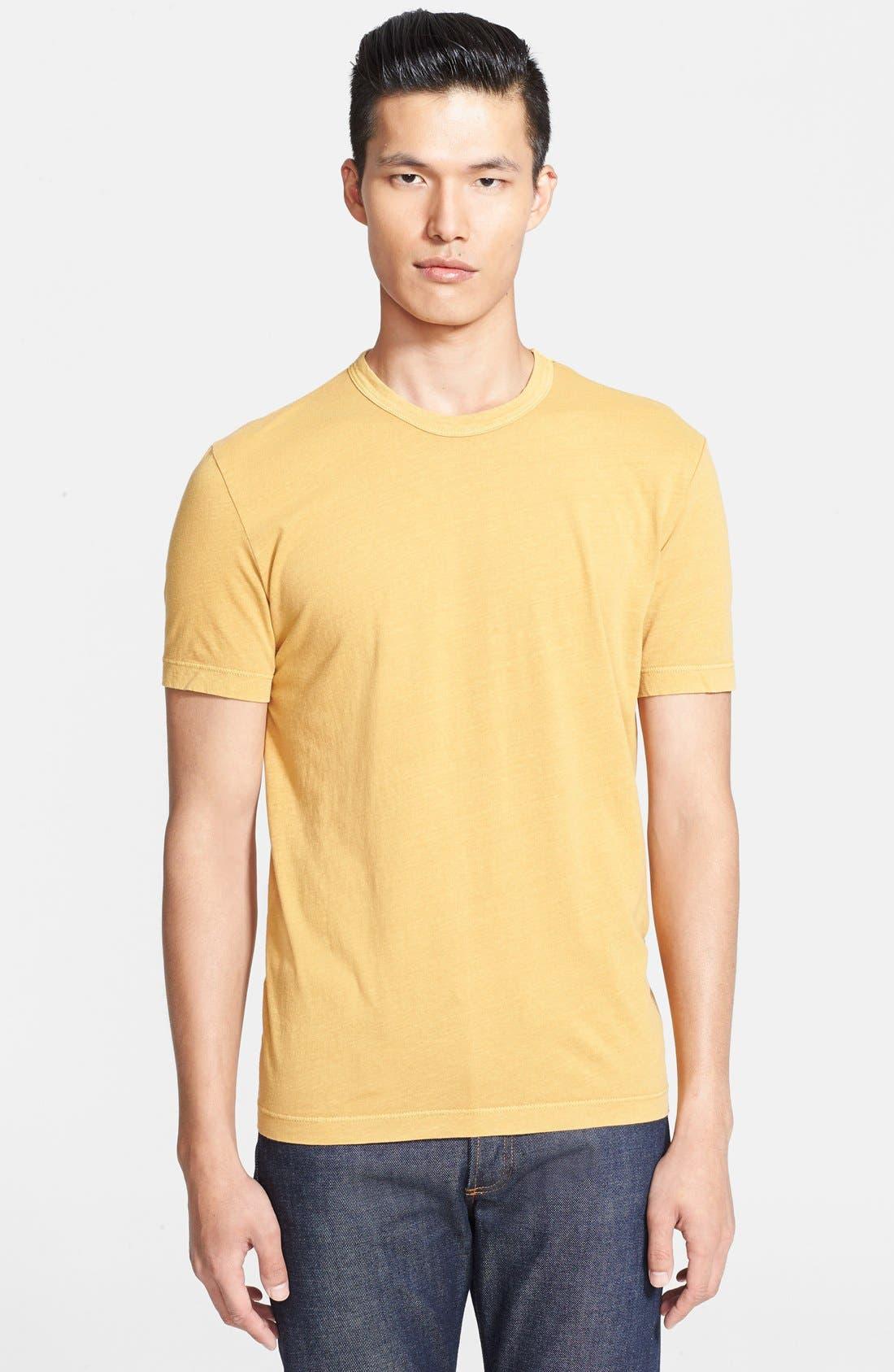 Crewneck Jersey T-Shirt,                             Main thumbnail 107, color,