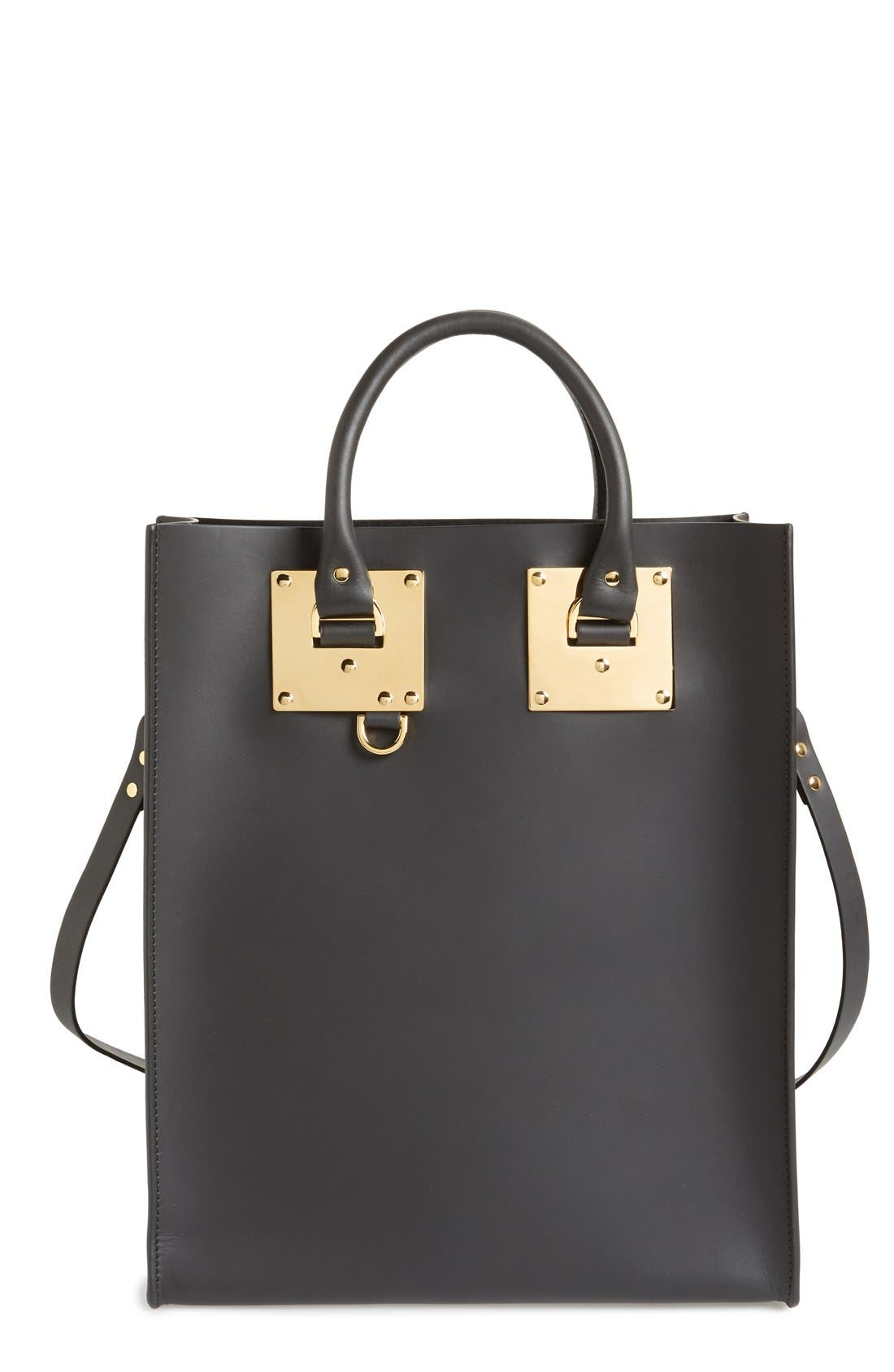 SOPHIE HULME 'Albion' Tote, Main, color, 001