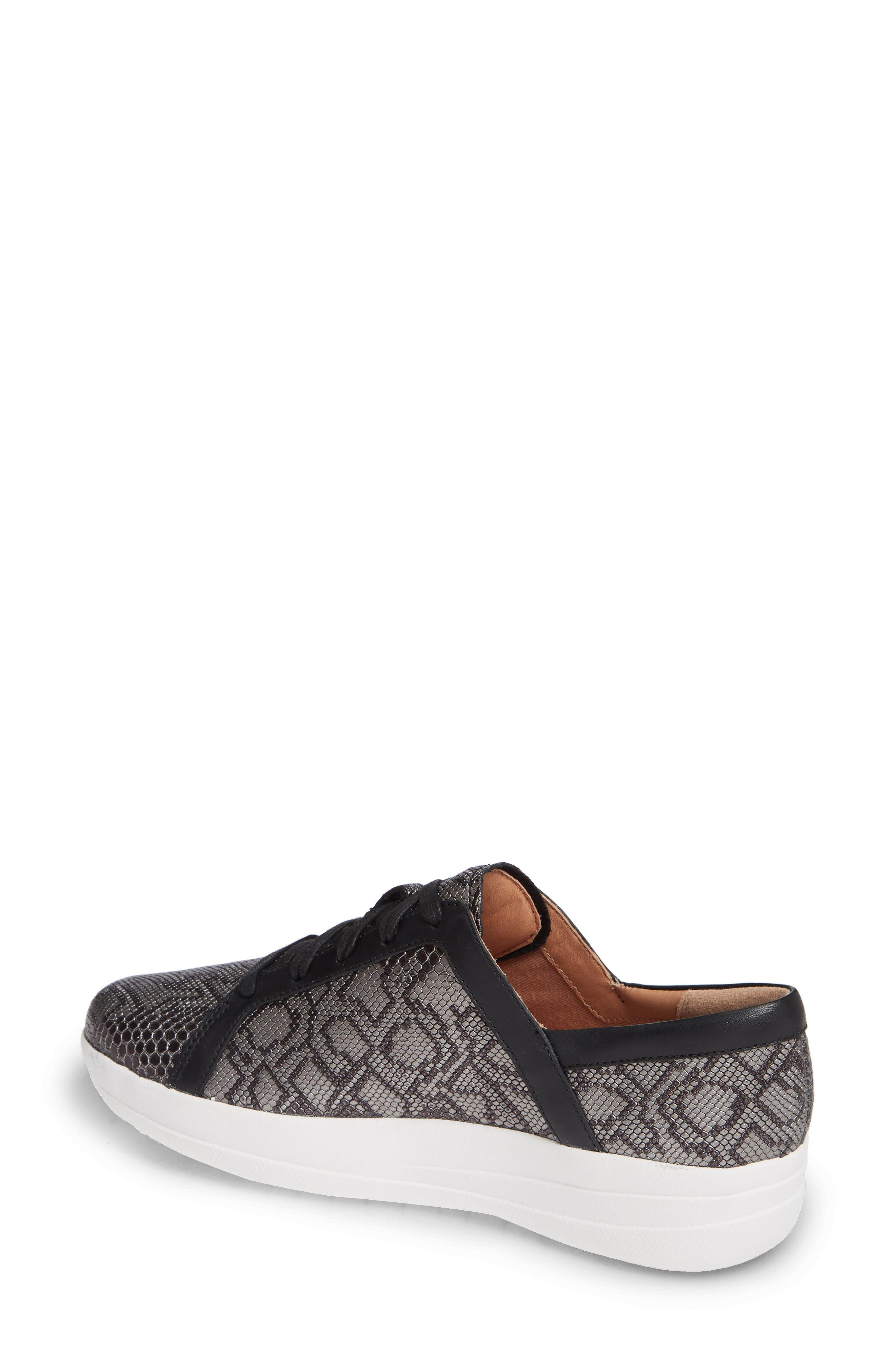 FITFLOP,                             F-Sporty II Sneaker,                             Alternate thumbnail 2, color,                             001