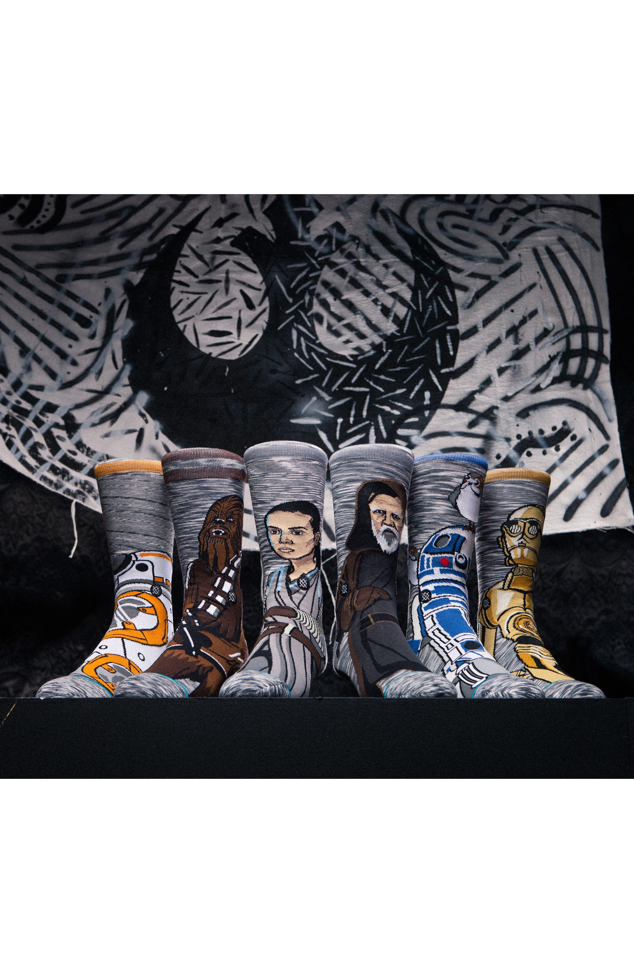 """Star Wars<sup>™</sup>"" 13-Pack Socks Box Set,                             Alternate thumbnail 9, color,                             960"