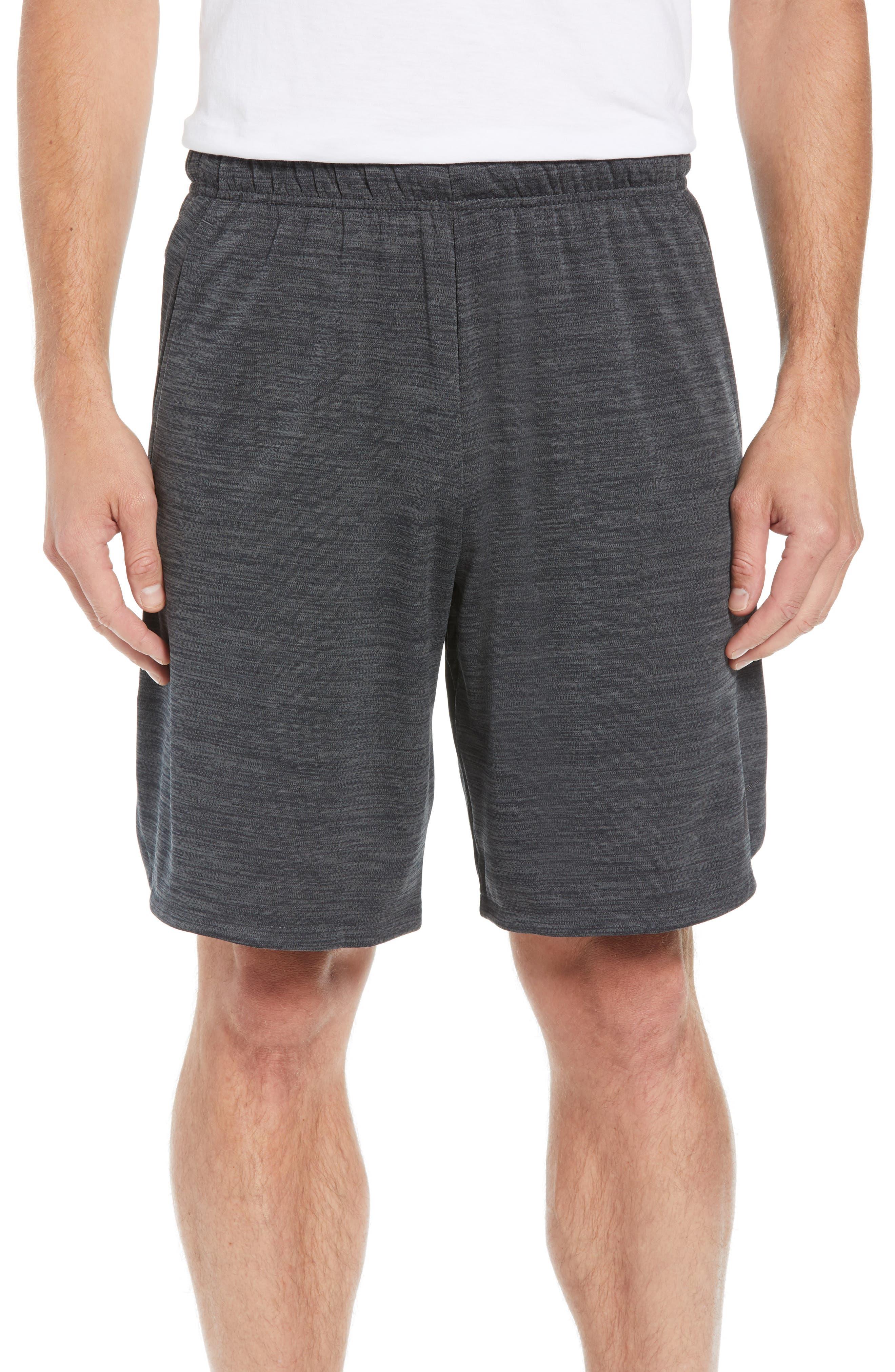 Dry Training Shorts,                             Main thumbnail 1, color,                             BLACK