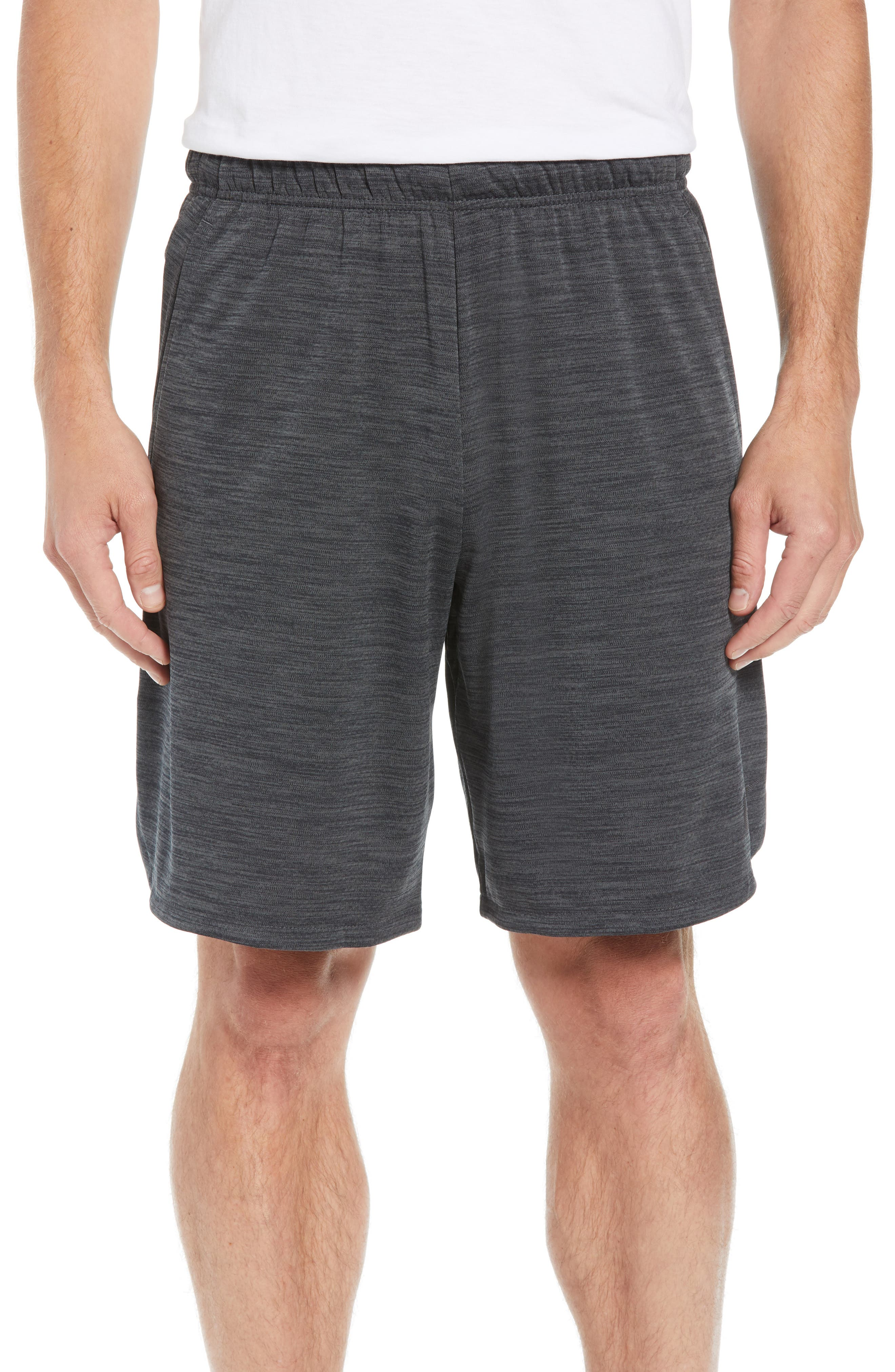 Dry Training Shorts,                         Main,                         color, BLACK