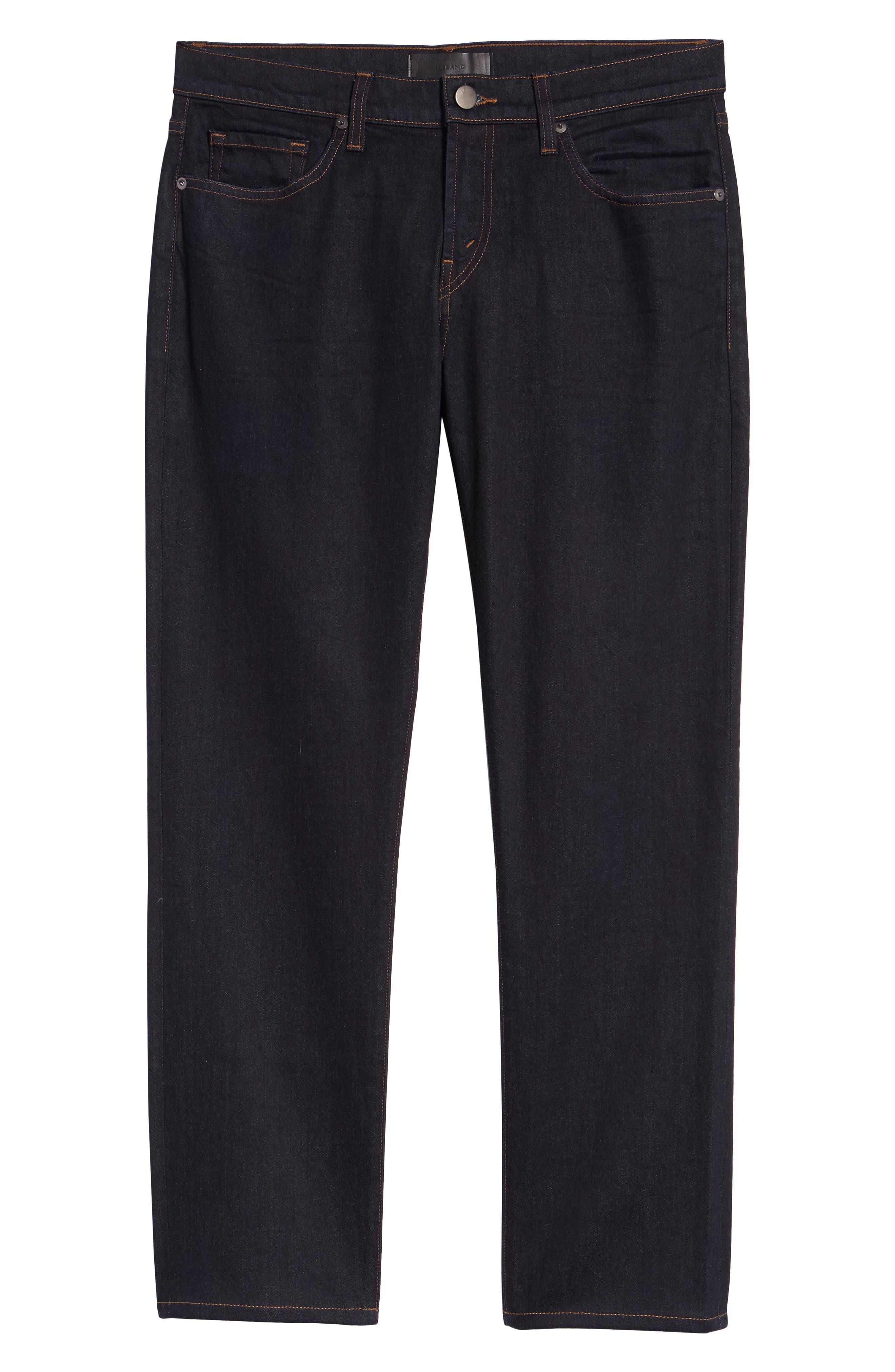 Tyler Slim Fit Jeans,                             Alternate thumbnail 2, color,                             WILSON BLUE