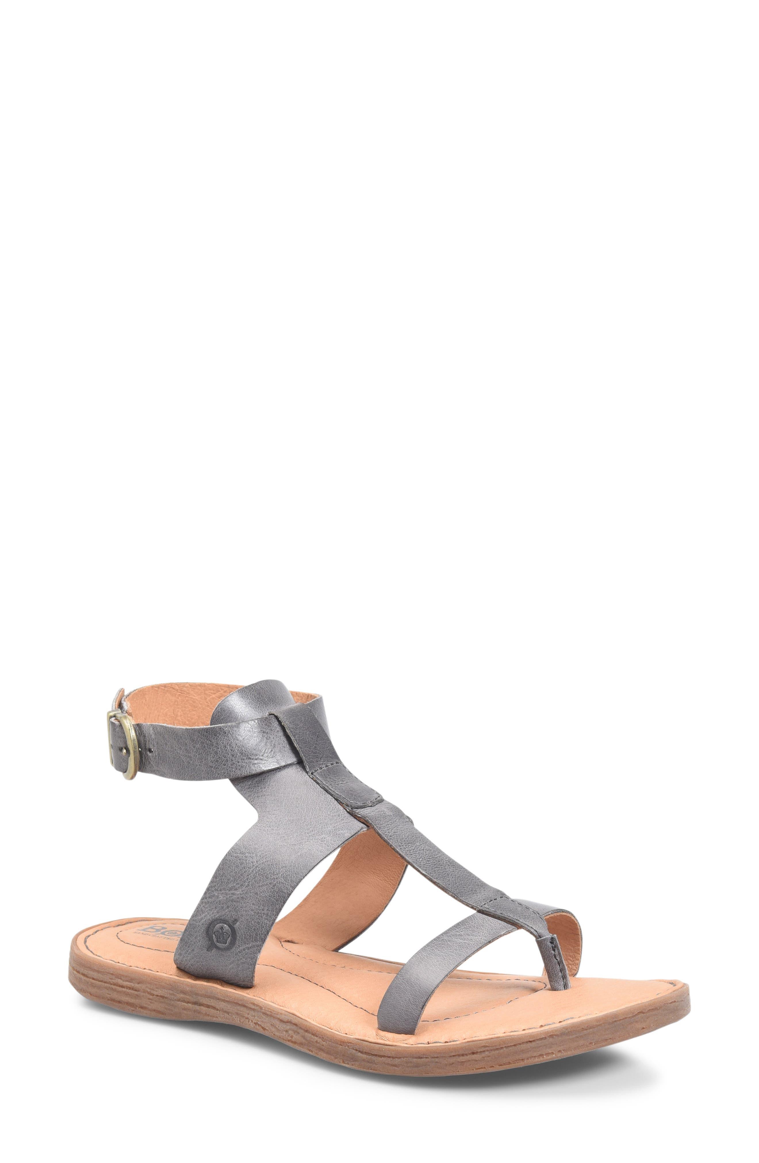 B?rn St. Helens Sandal, Grey