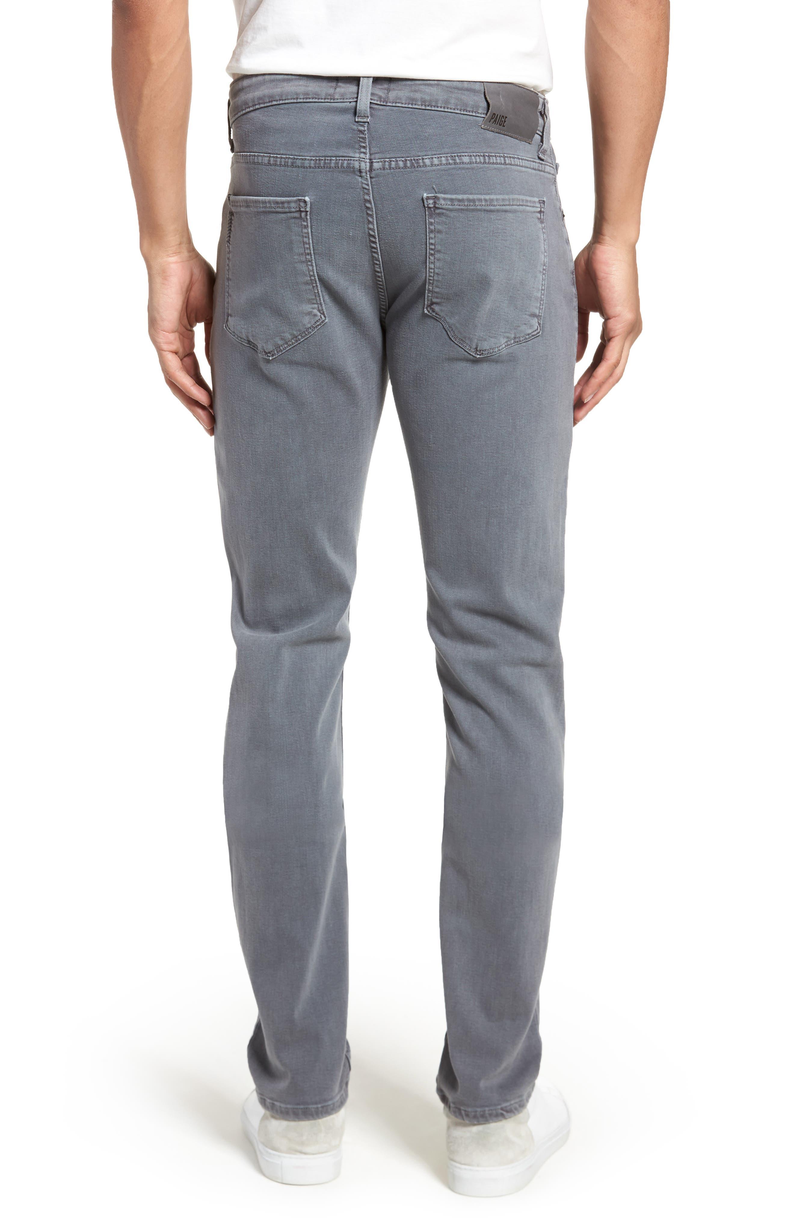 Transcend - Lennox Slim Fit Jeans,                             Alternate thumbnail 2, color,                             020