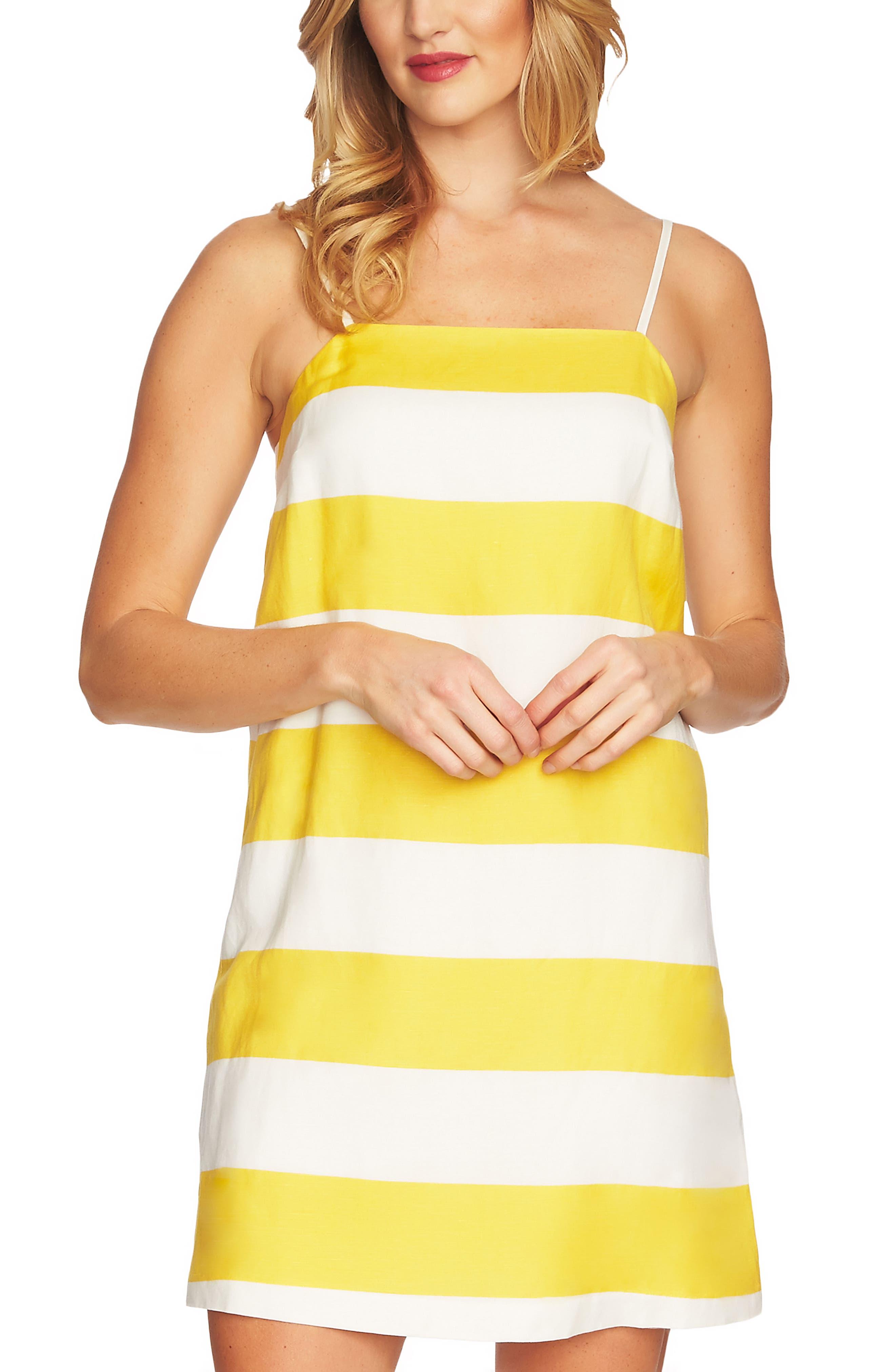 Carnival Stripe Dress,                             Alternate thumbnail 10, color,