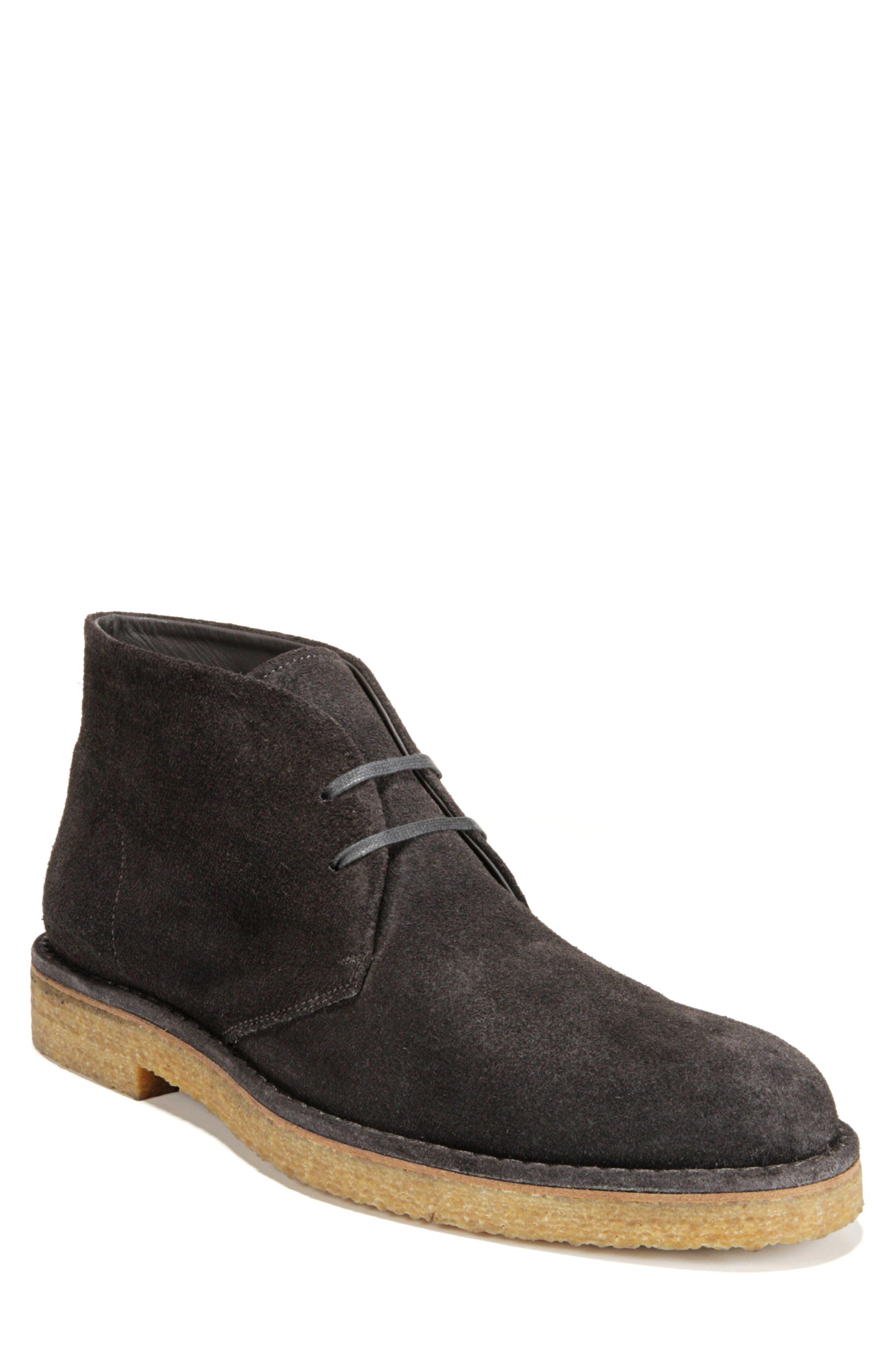 Crofton Chukka Boot,                         Main,                         color, GRAPHITE