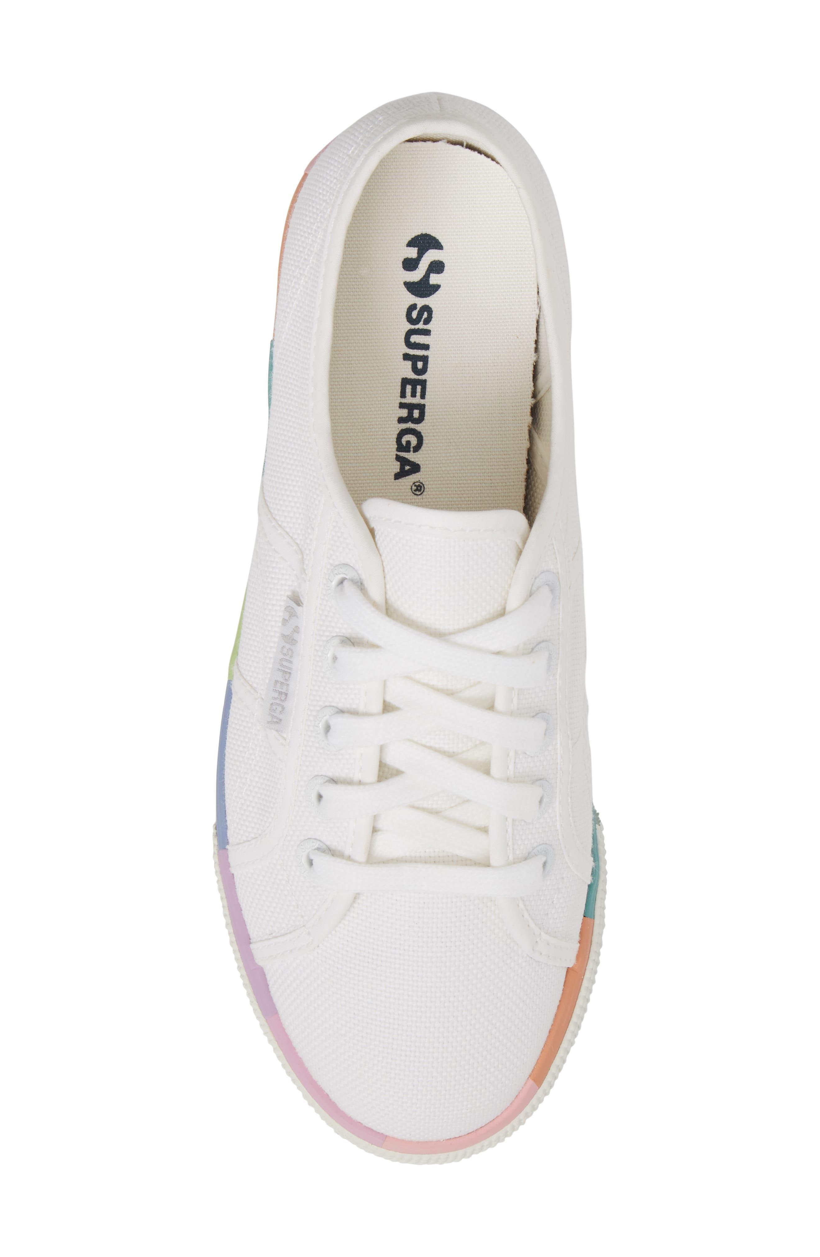 2790 Platform Sneaker,                             Alternate thumbnail 5, color,                             100