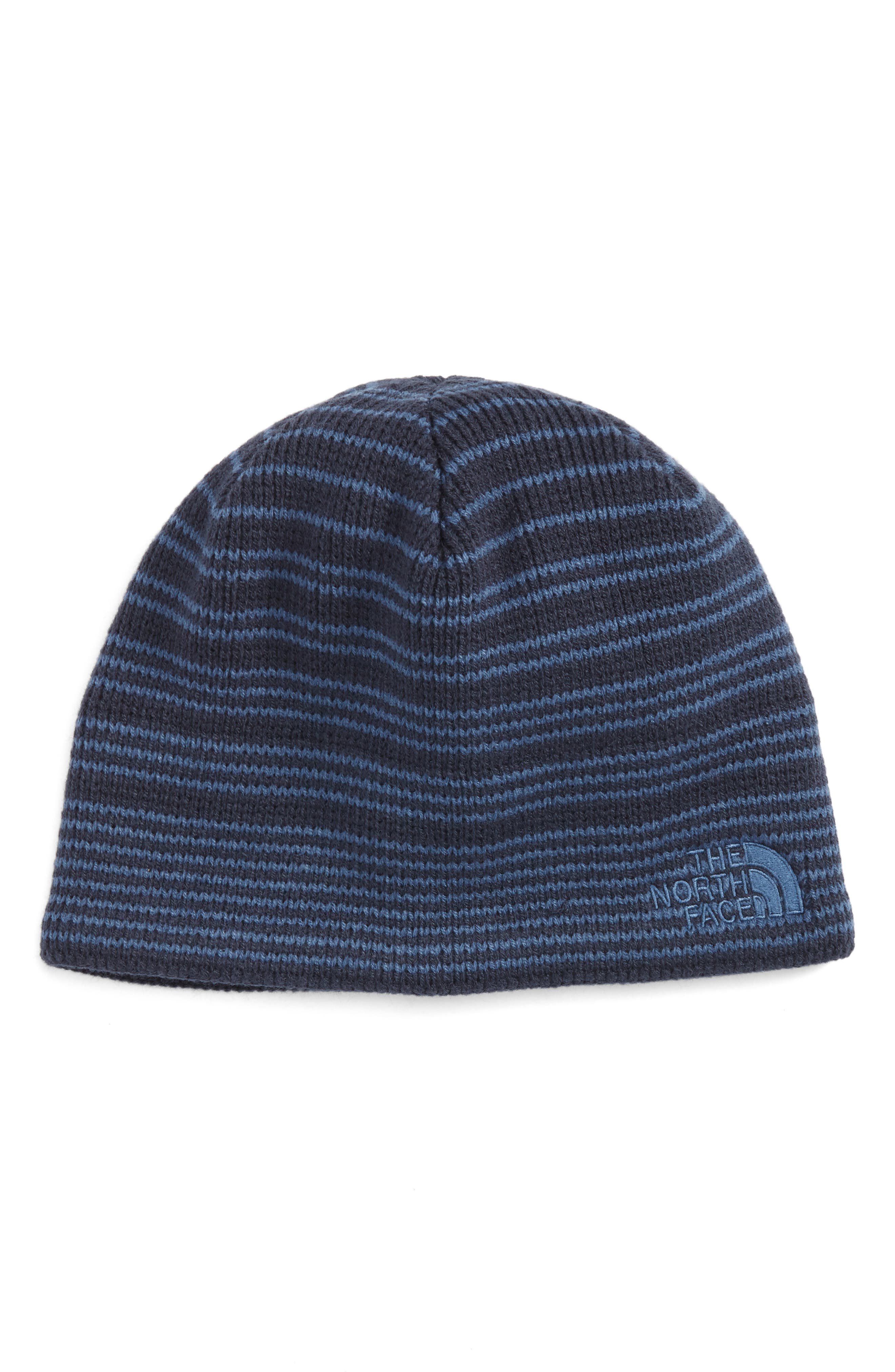 'Bones' Microfleece Beanie,                             Main thumbnail 2, color,
