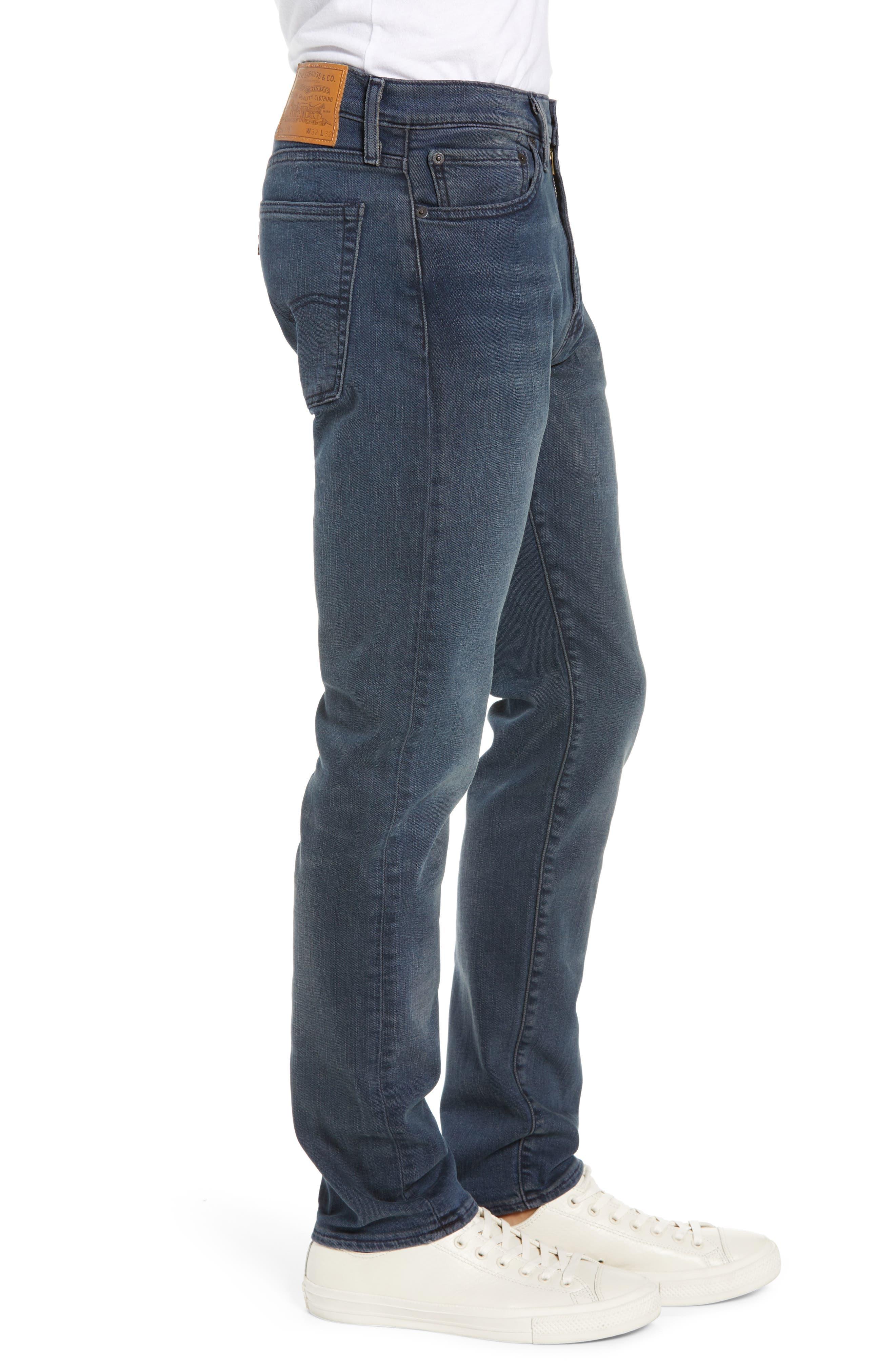 510<sup>®</sup> Skinny Fit Jeans,                             Alternate thumbnail 3, color,                             EYESER