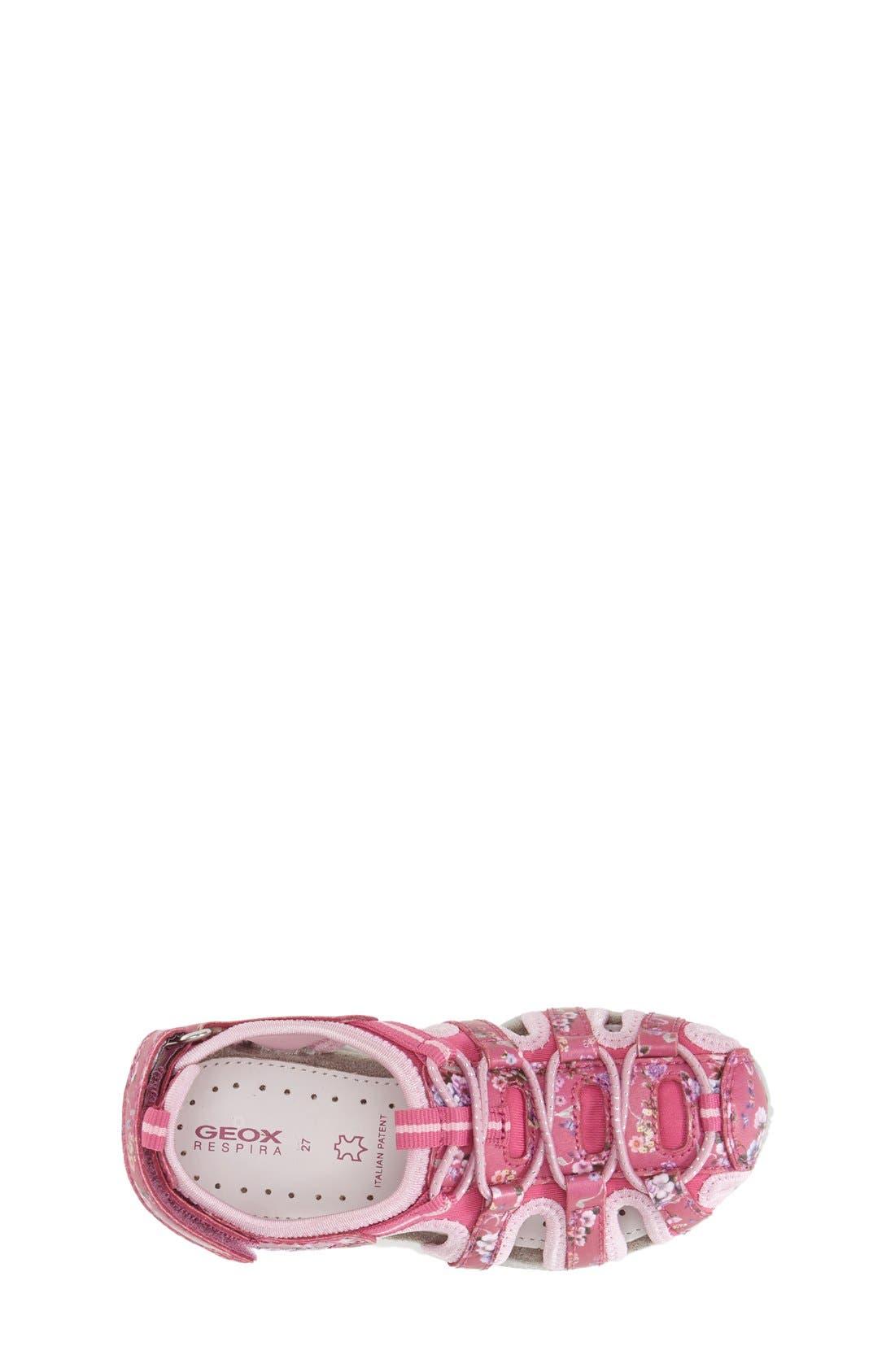 'Jr Roxanne 38' Sandal,                             Alternate thumbnail 16, color,