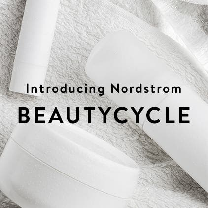 Introducing Nordstrom BEAUTYCYCLE