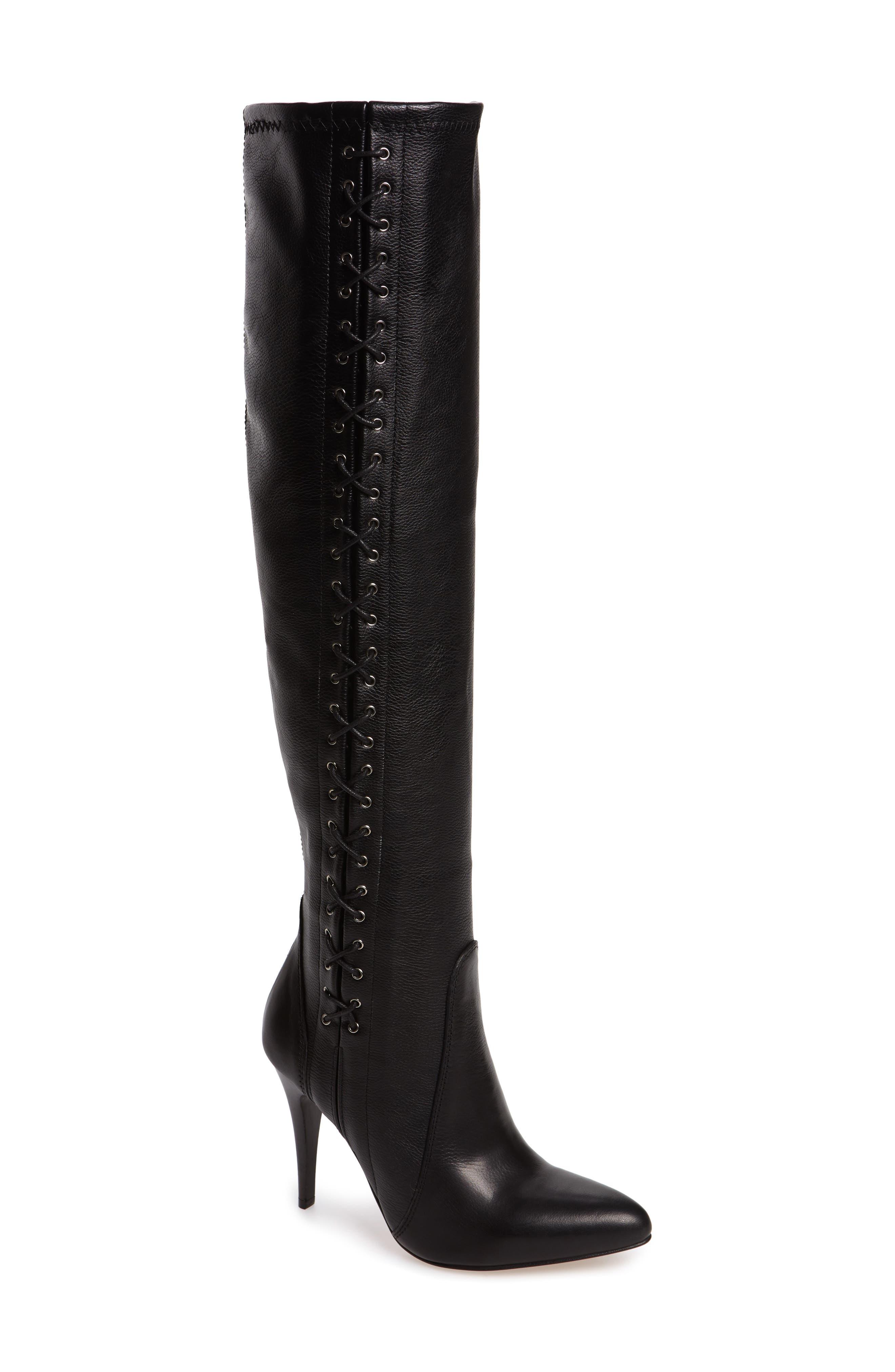 Charles David Kastell Knee High Boot