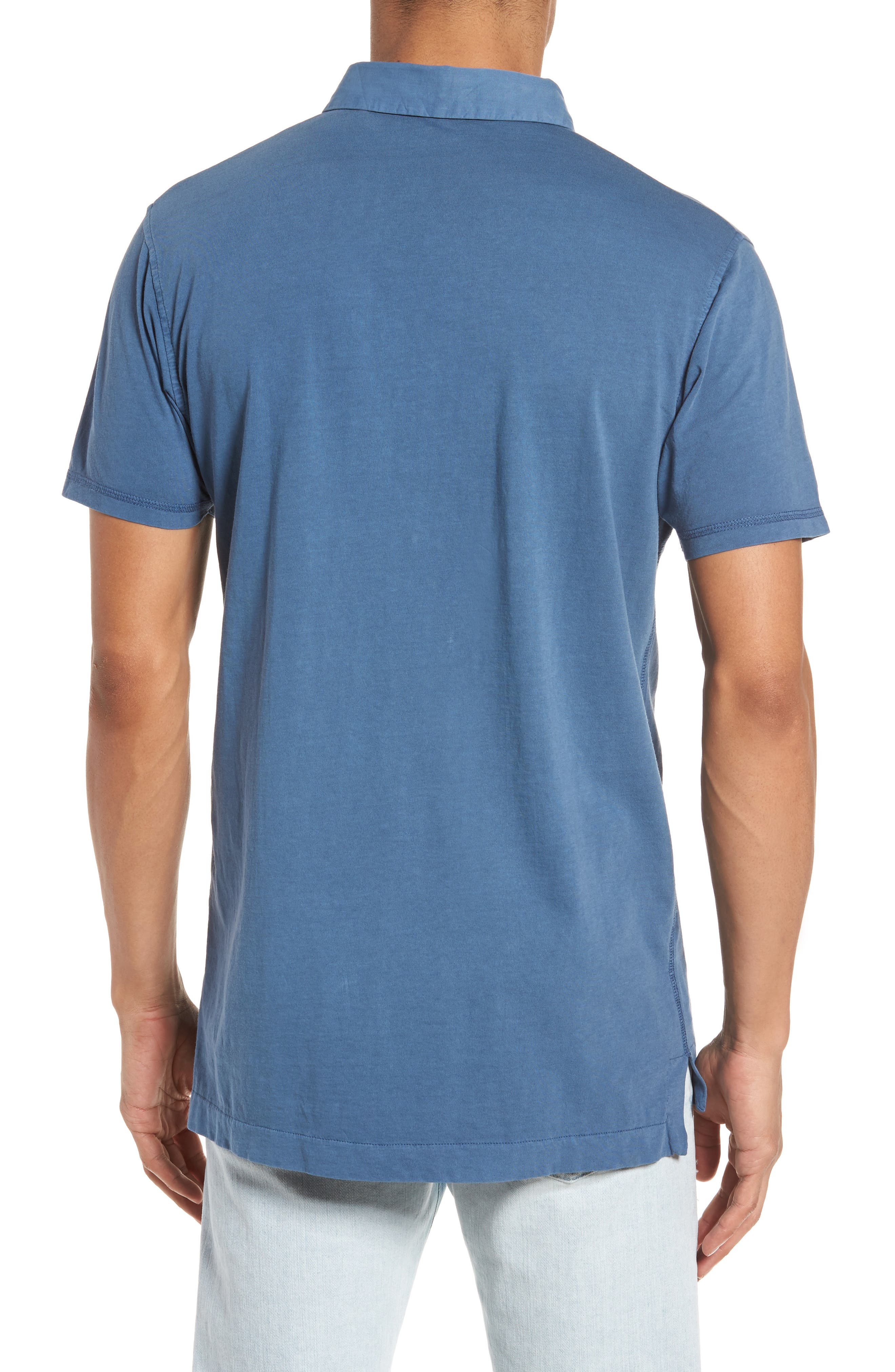 Classic Jersey Polo,                             Alternate thumbnail 5, color,