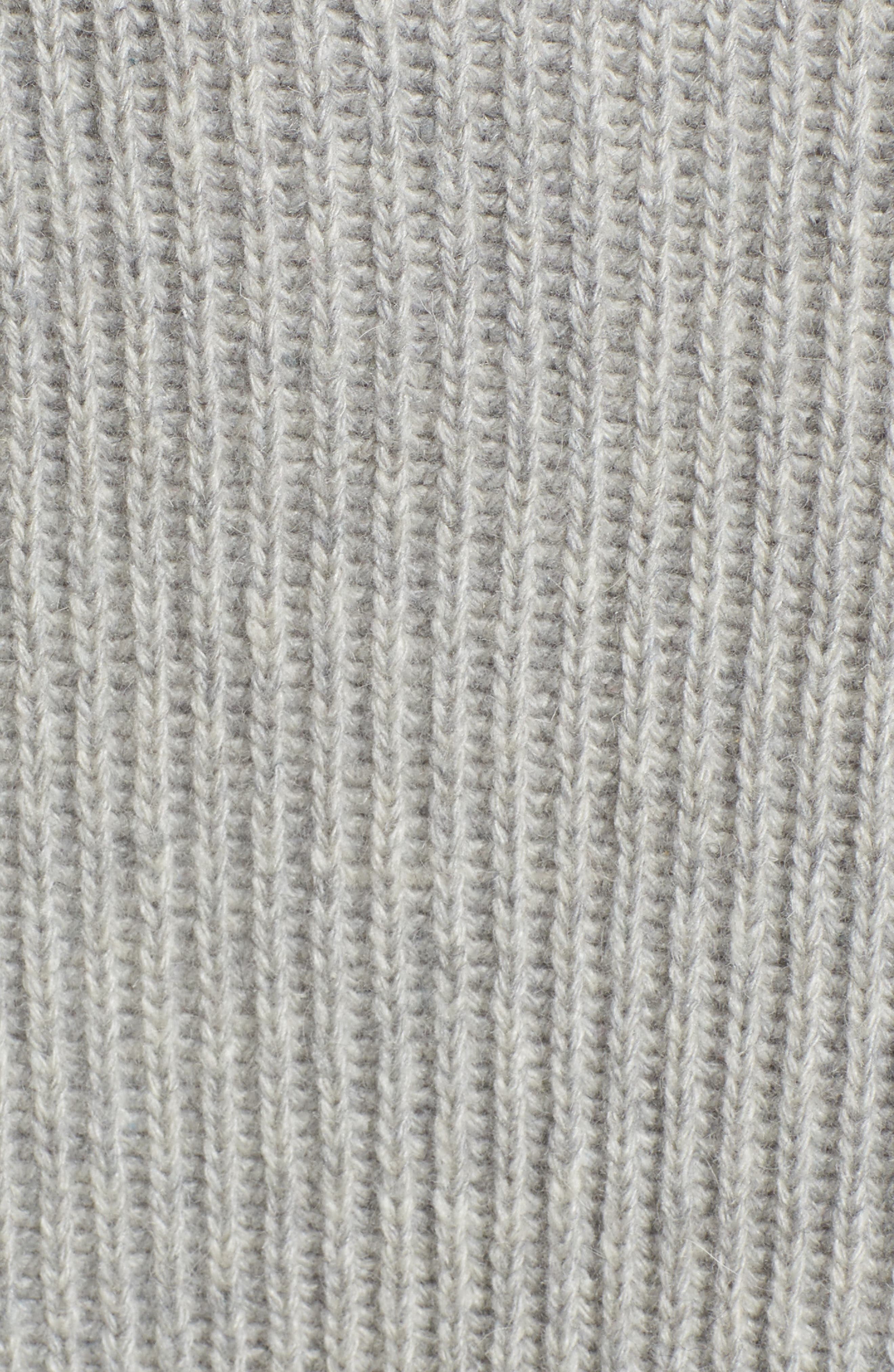 Unbalanced Pattern Wool Blend Sweater,                             Alternate thumbnail 5, color,                             313
