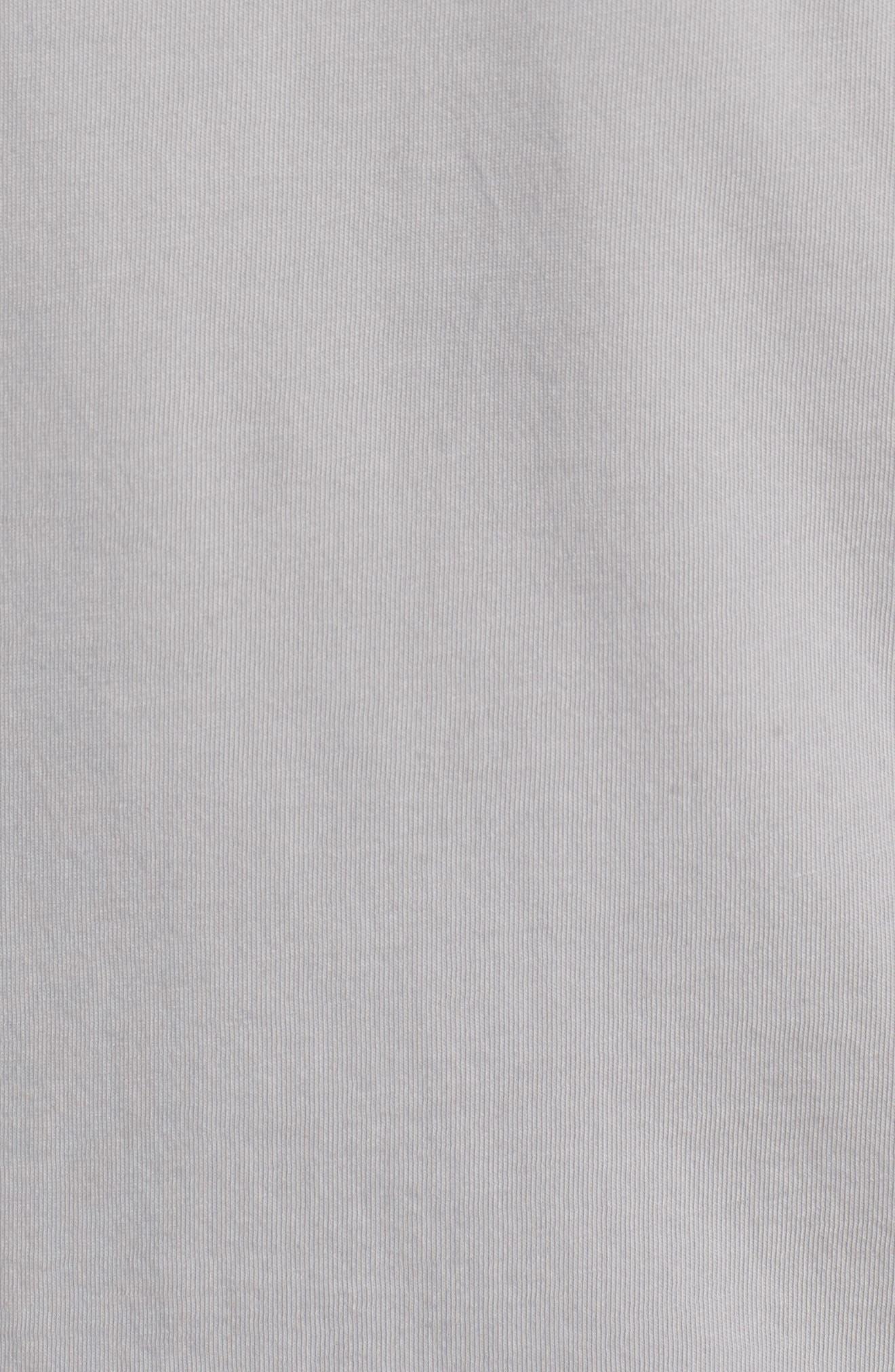 Anders Slim Fit Pocket T-Shirt,                             Alternate thumbnail 5, color,                             SUN FADED PEBBLE BEACH