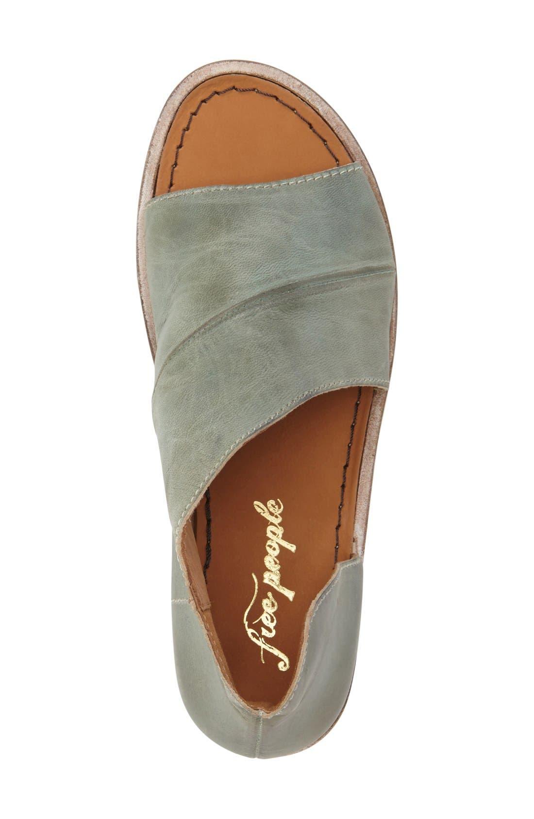 'Mont Blanc' Asymmetrical Sandal,                             Alternate thumbnail 41, color,