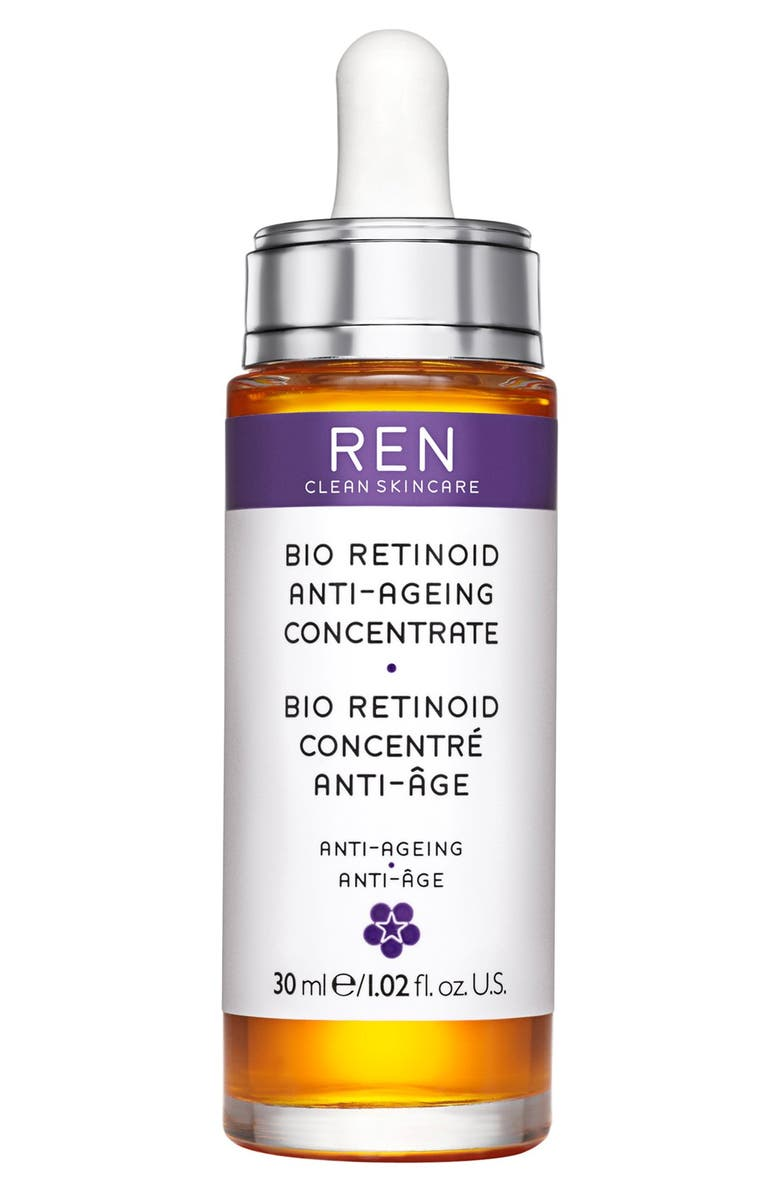 Ren REN BIO RETINOID ANTI-WRINKLE CONCENTRATE OIL, 1 oz