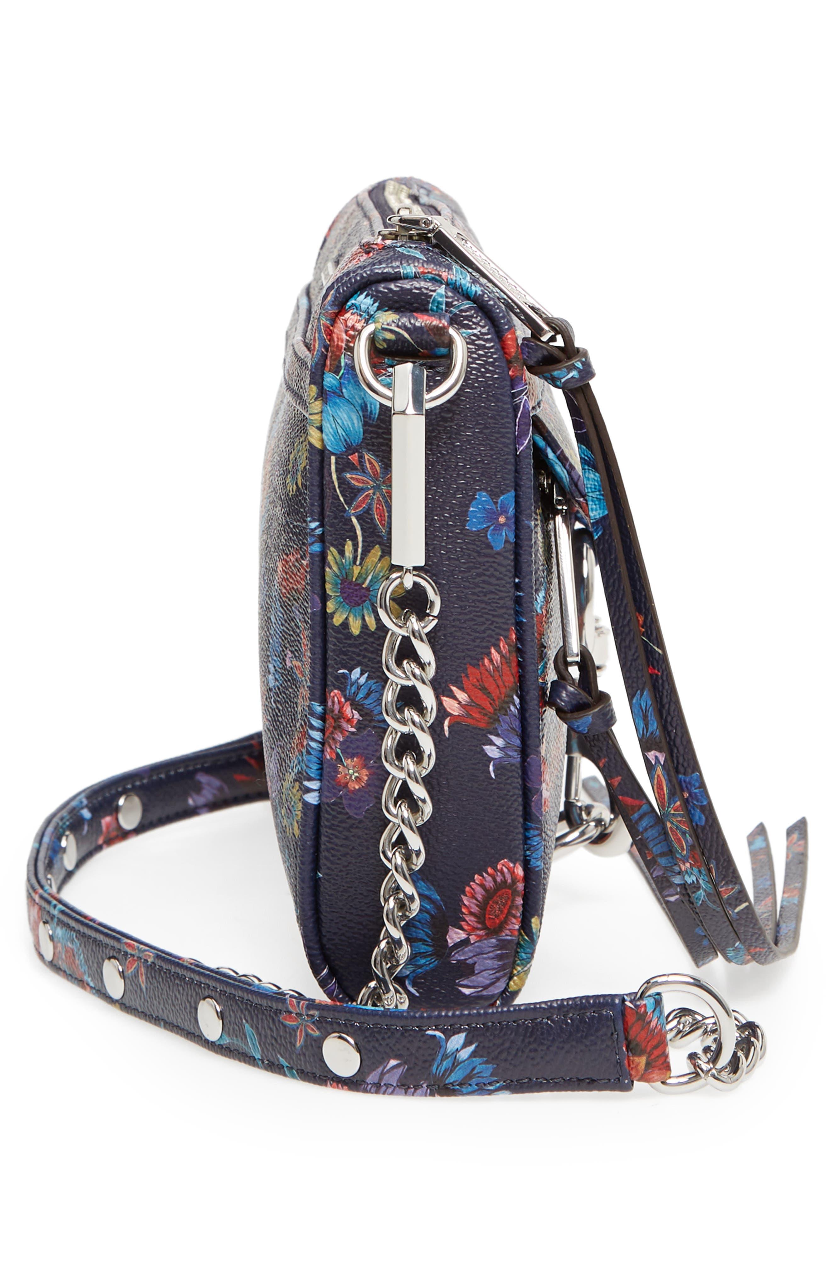 Mini MAC Convertible Crossbody Bag,                             Alternate thumbnail 9, color,
