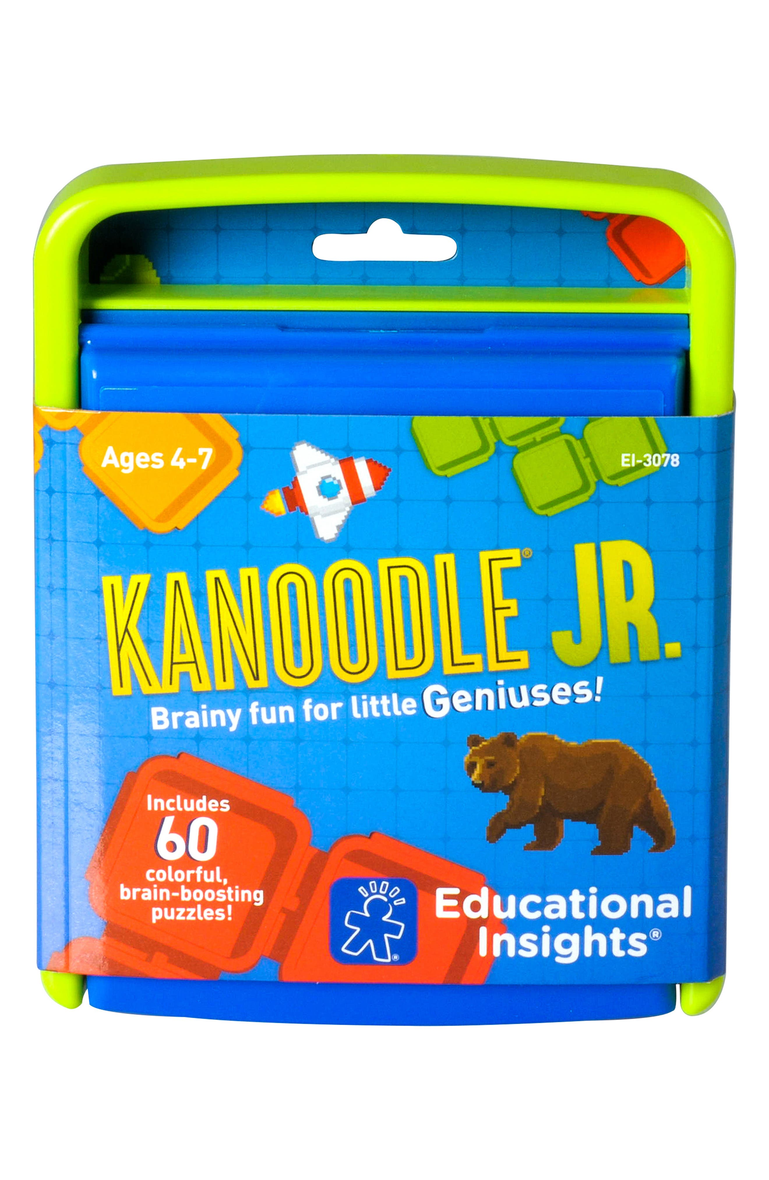 LEARNING RESOURCES,                             Educational Insights<sup>®</sup> Kanoodle<sup>®</sup> Jr. Puzzle Kit,                             Alternate thumbnail 2, color,                             960