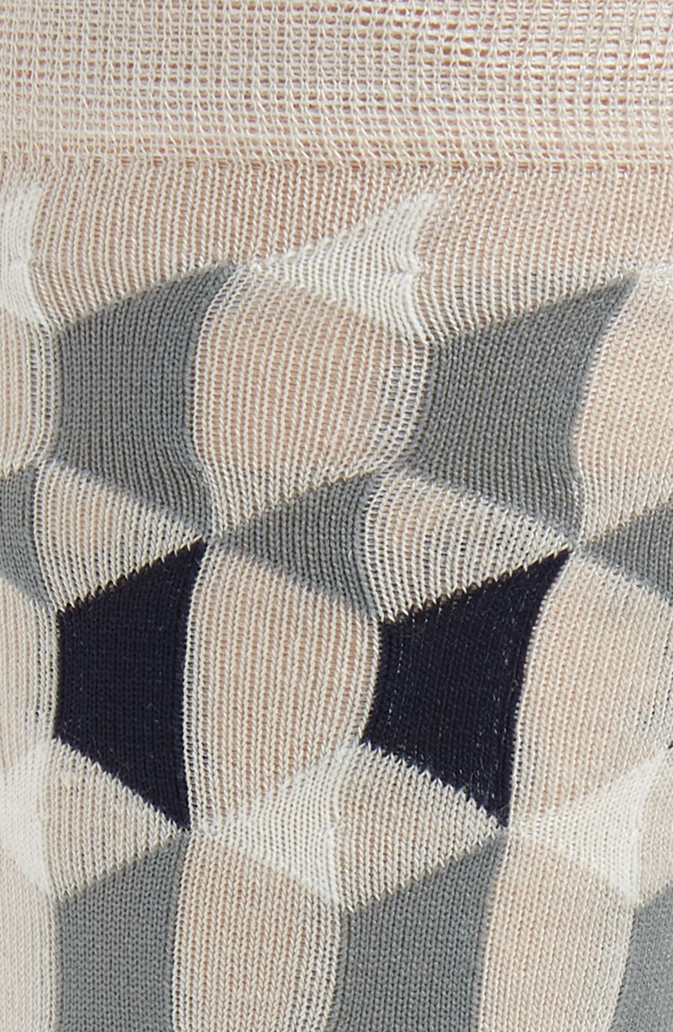 Geometric Socks,                             Alternate thumbnail 2, color,                             030