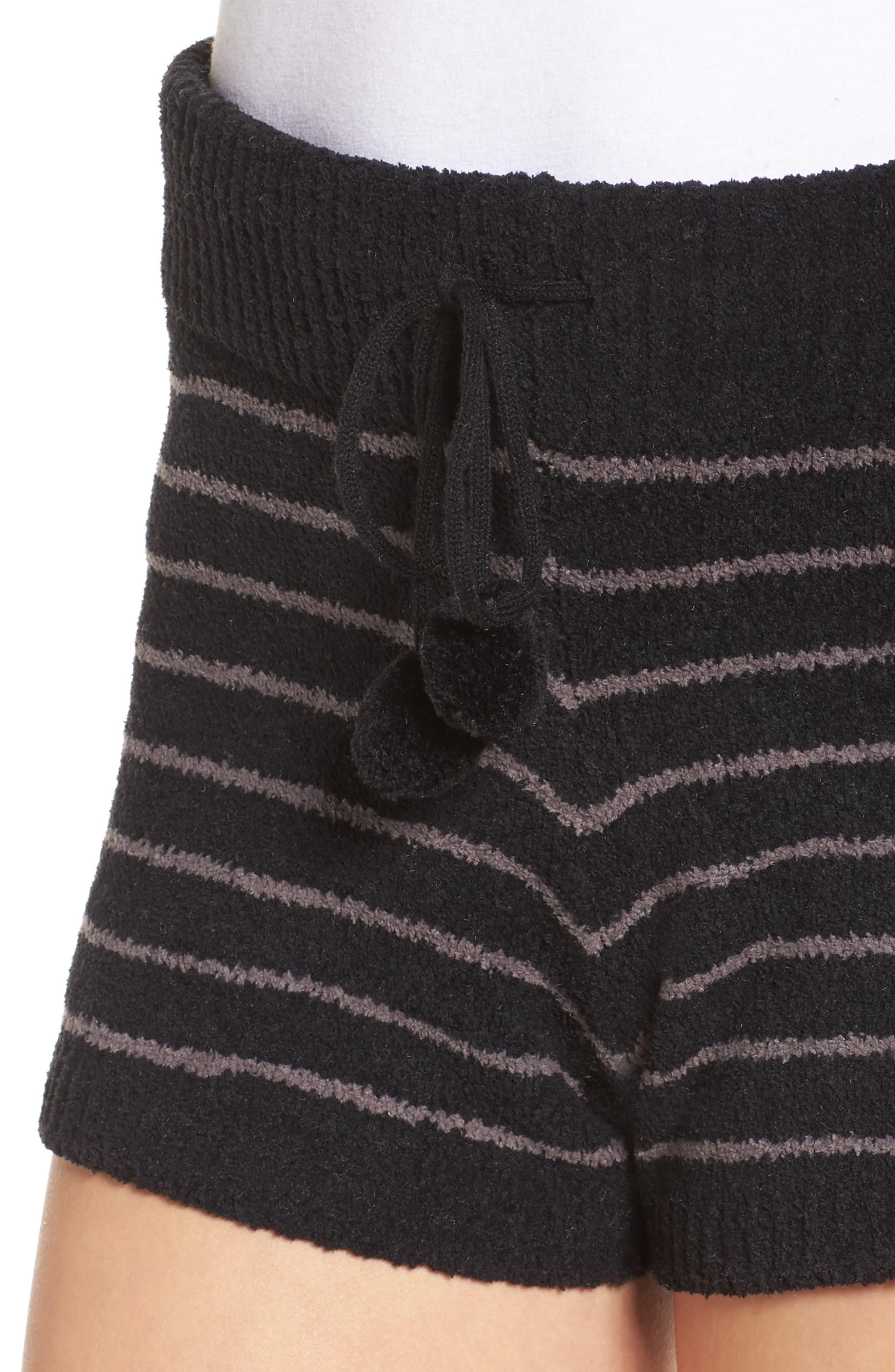 Marshmallow Lounge Shorts,                             Alternate thumbnail 4, color,                             001