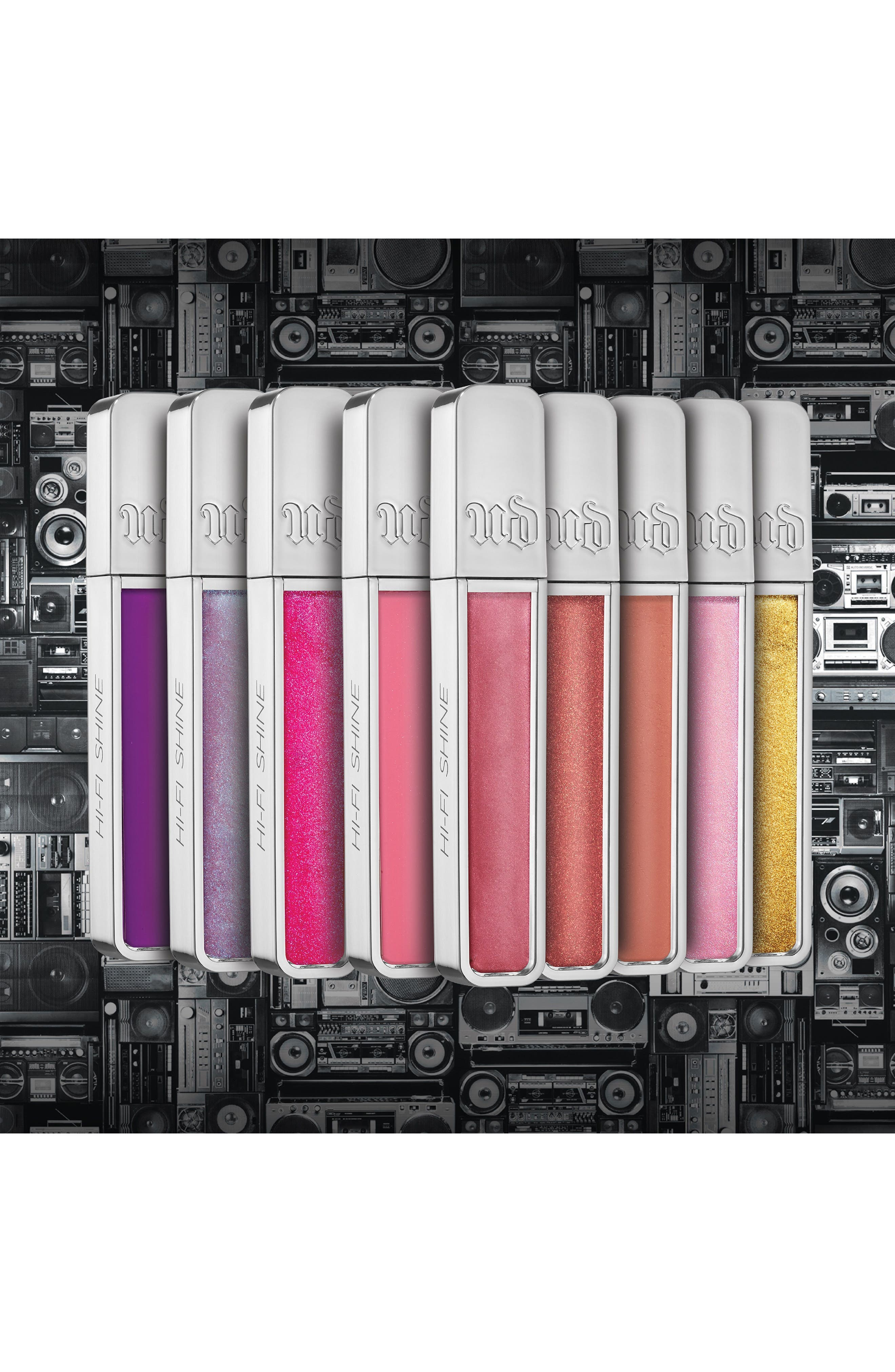 Hi-Fi Shine Ultra Cushion Lipgloss,                             Alternate thumbnail 4, color,                             SNAPPED