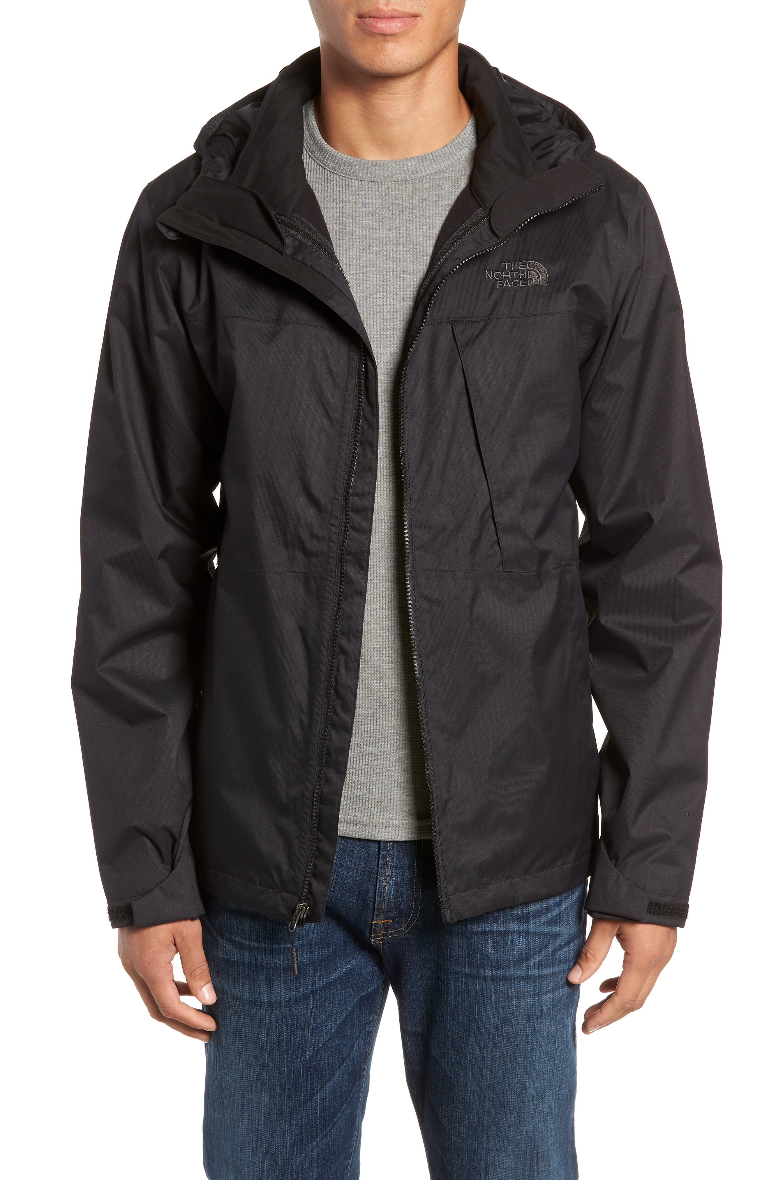'Arrowood' TriClimate<sup>®</sup> 3-in-1 Jacket,                         Main,                         color,