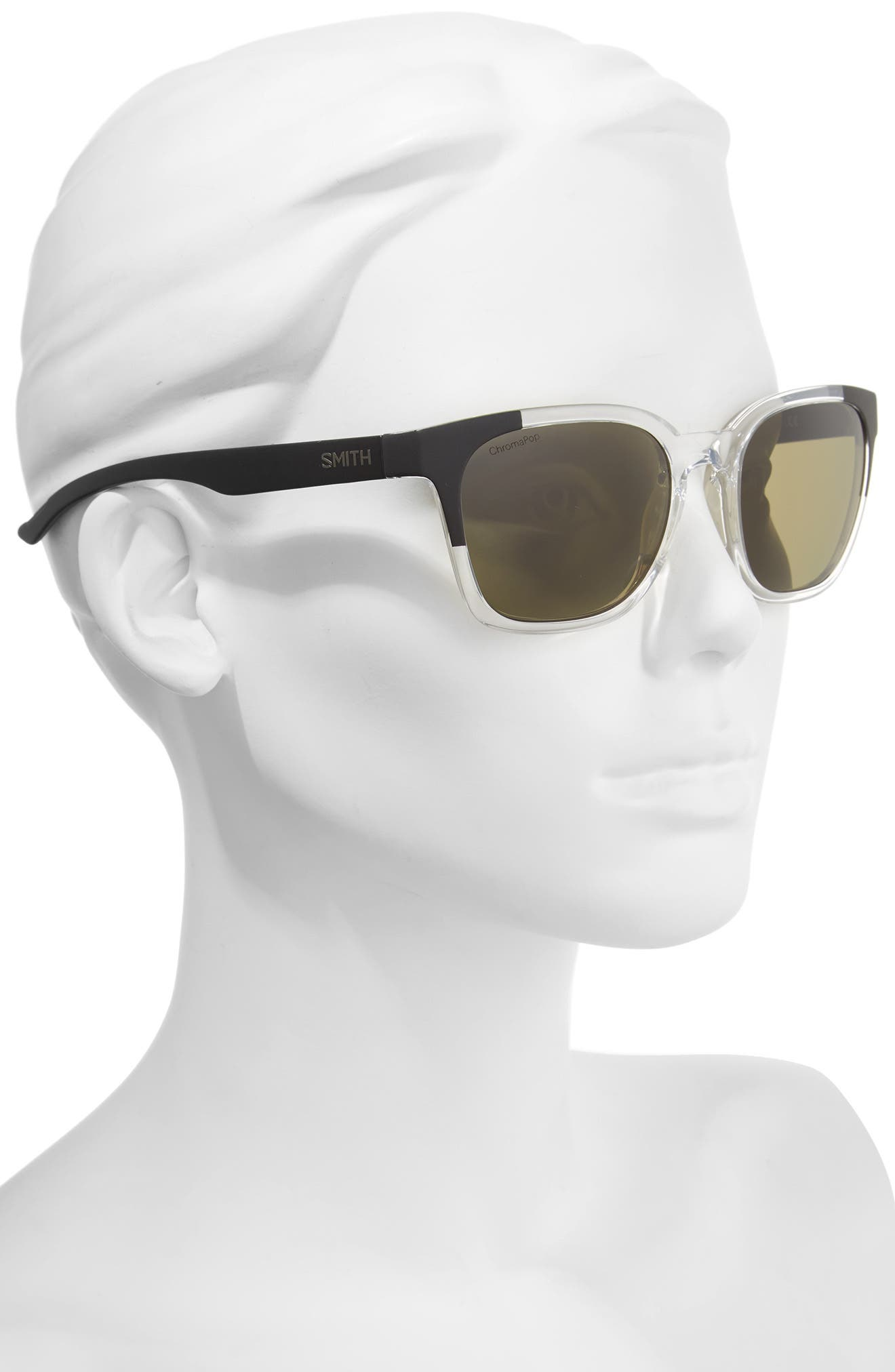 Founder 56mm ChromaPop Polarized Sunglasses,                             Alternate thumbnail 4, color,
