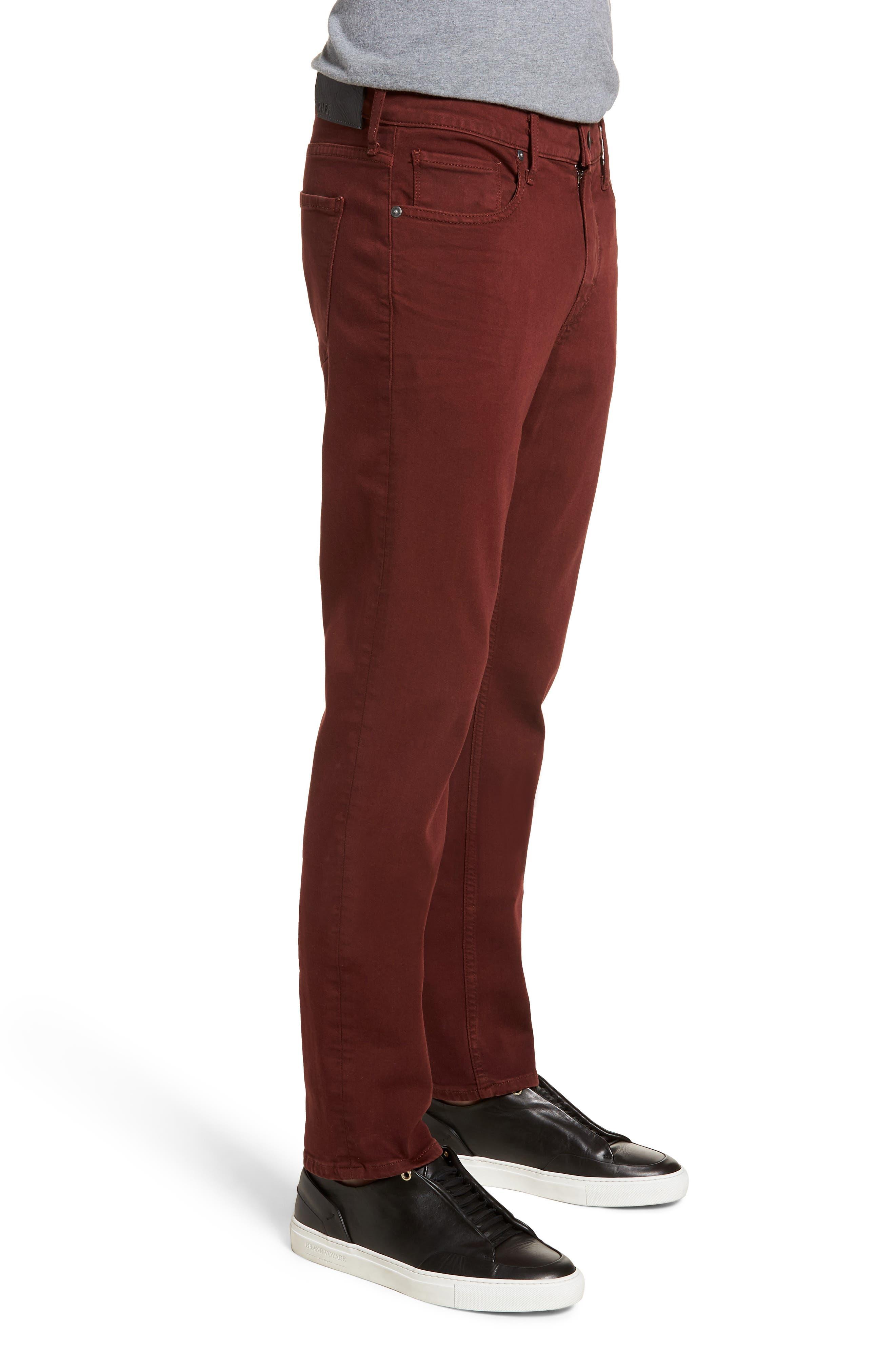 Federal Slim Straight Leg Jeans,                             Alternate thumbnail 3, color,                             600
