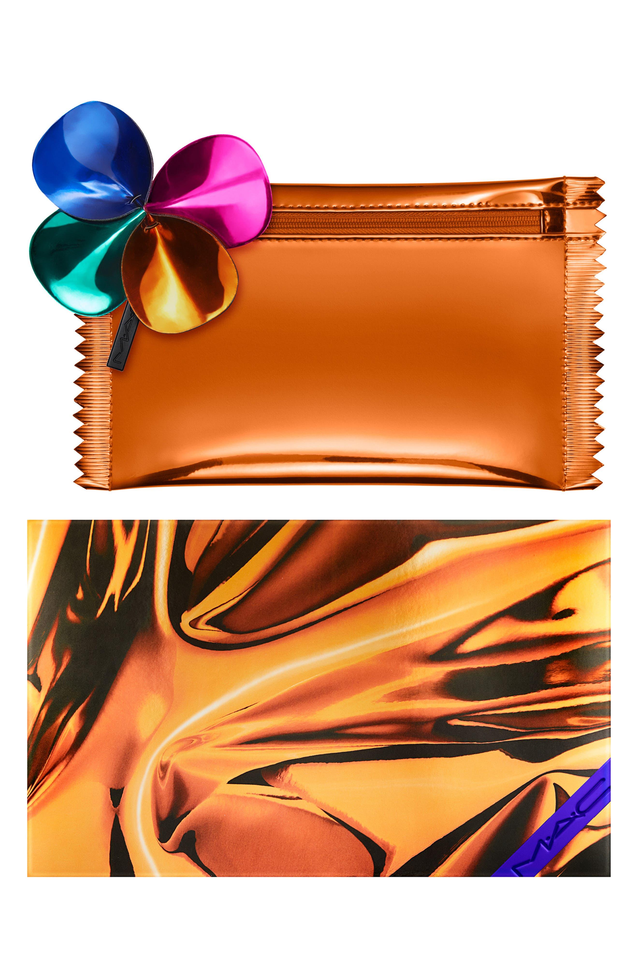MAC Shiny Pretty Things Face Brush Kit,                             Alternate thumbnail 2, color,                             NO COLOR
