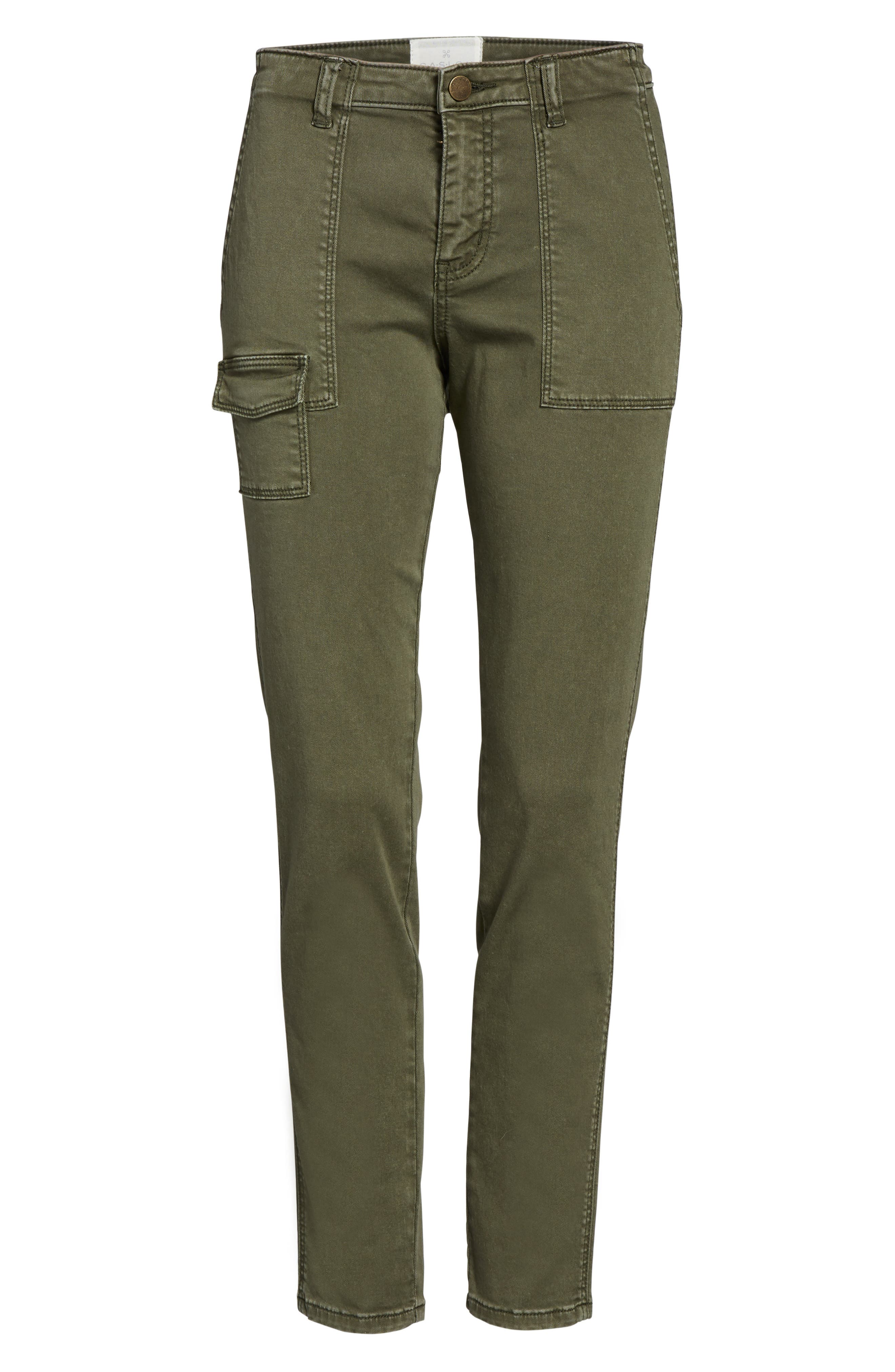 Slim Utility Pants,                             Alternate thumbnail 10, color,