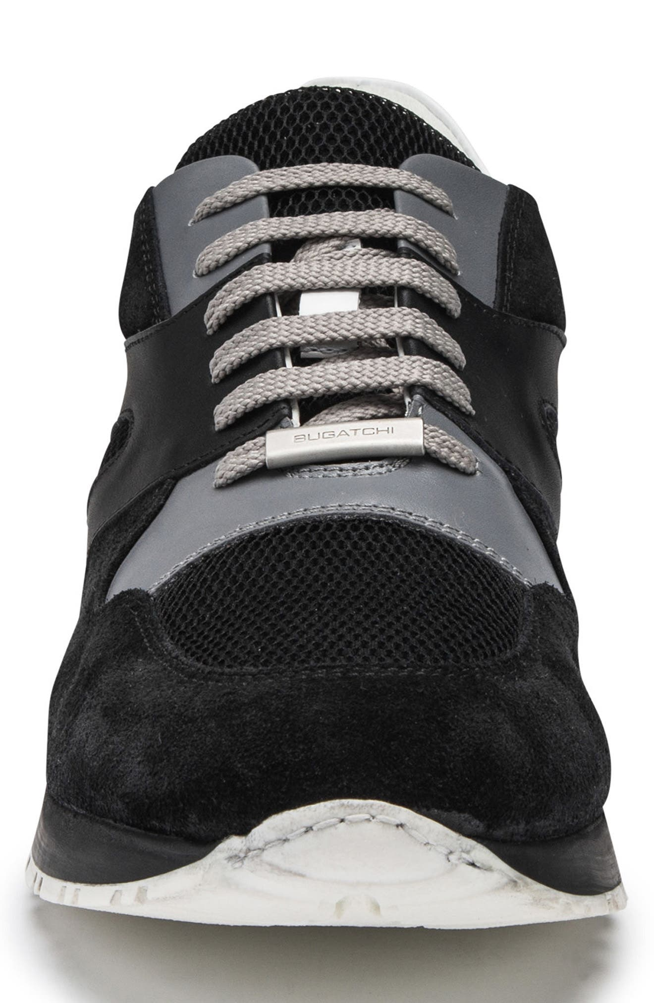 Portofino Sneaker,                             Alternate thumbnail 4, color,                             NERO