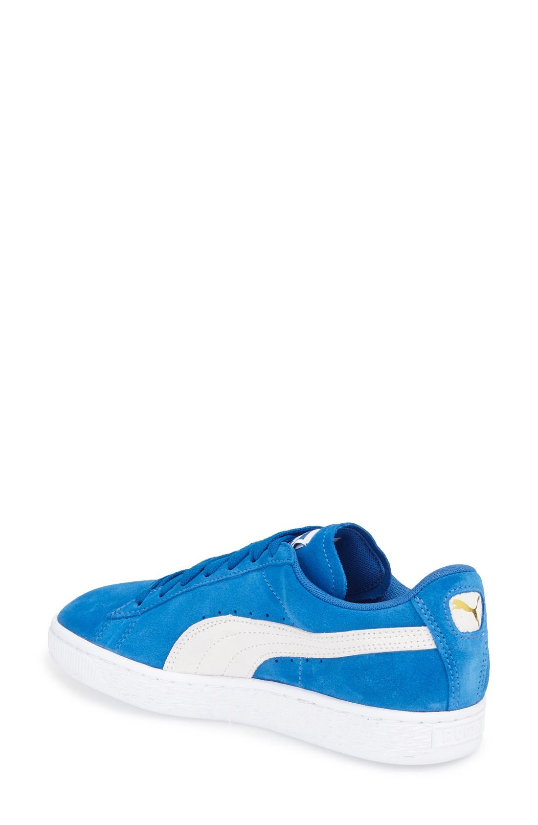 Suede Sneaker,                             Alternate thumbnail 44, color,