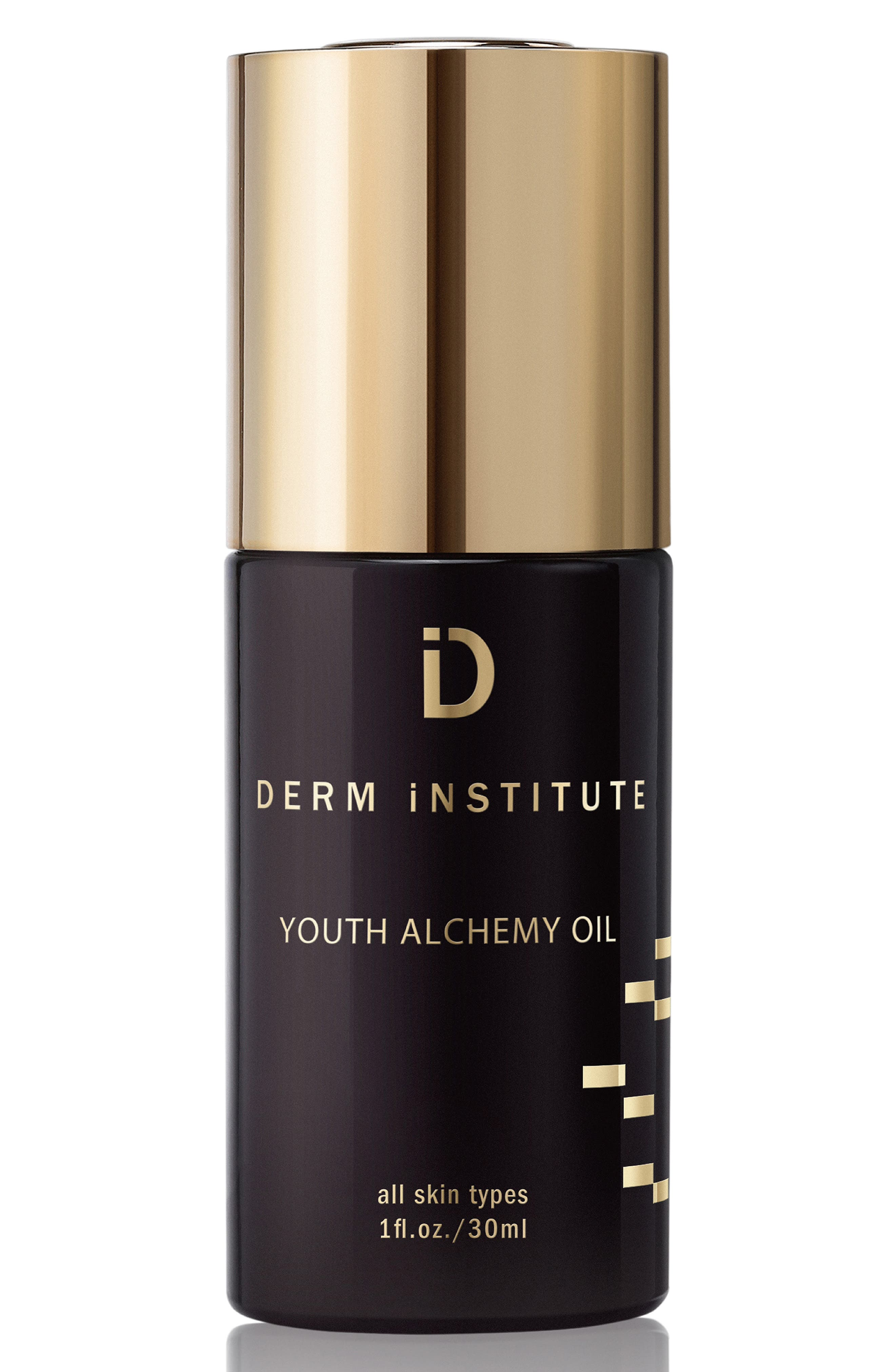 SPACE.NK.apothecary Derm Institute Youth Alchemy Oil,                             Main thumbnail 1, color,                             000