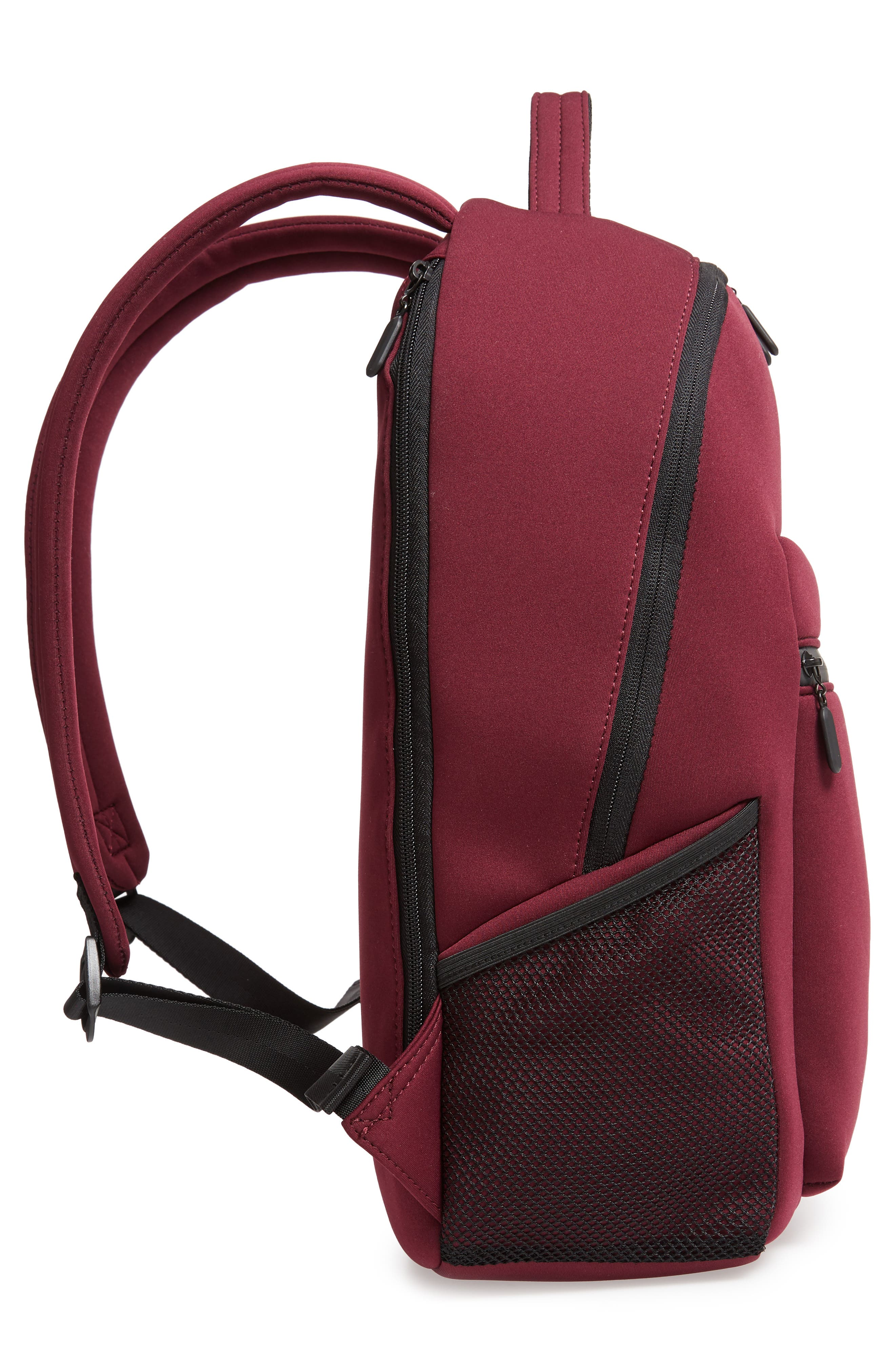 Baseline Backpack,                             Alternate thumbnail 5, color,                             RED TANNIN