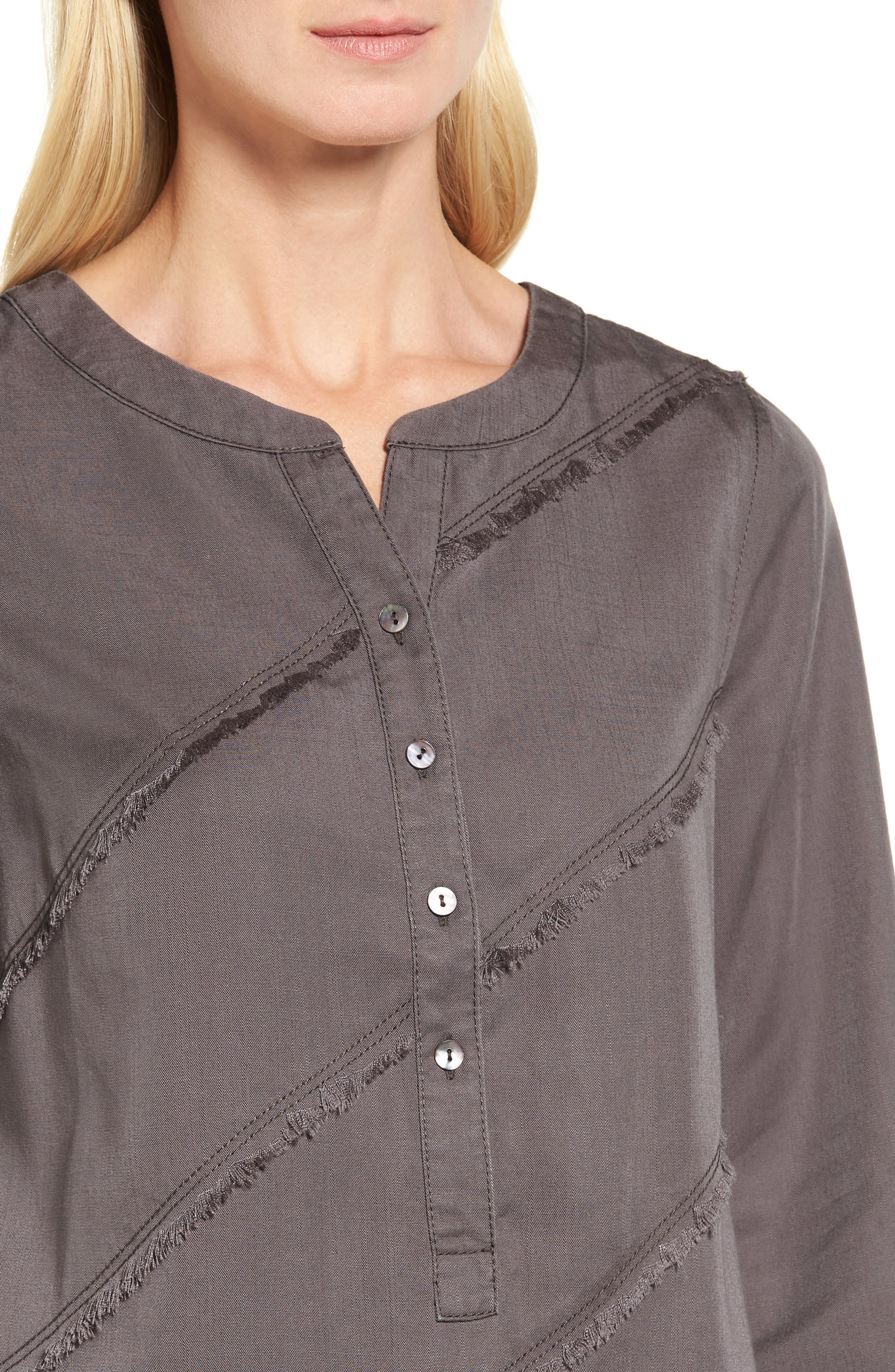 Tranquil Tunic Top,                             Alternate thumbnail 4, color,