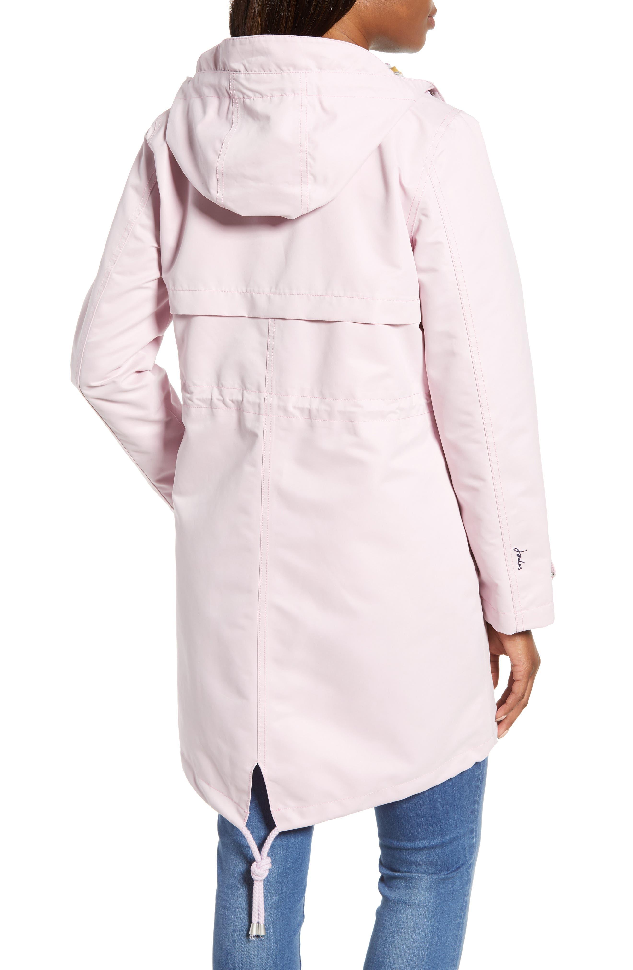 Right as Rain Long Line Hooded Waterproof Raincoat,                             Alternate thumbnail 2, color,                             531